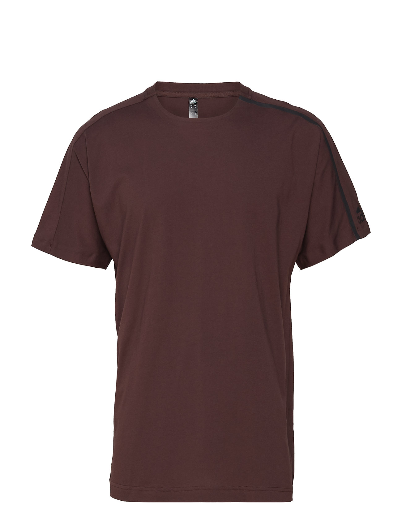 adidas Performance M ZNE tee - NGTRED
