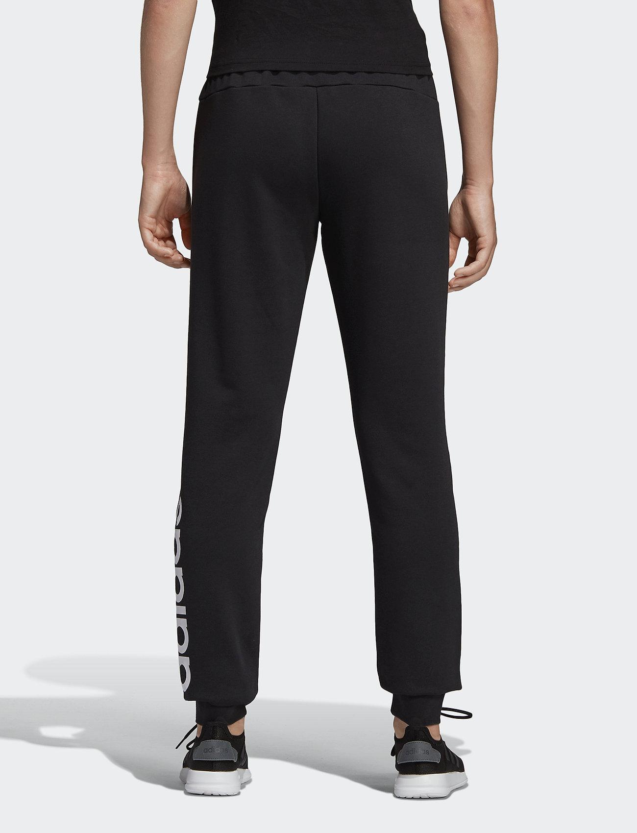 W E Lin Pant (Black/white) (364.65 kr) - adidas Performance