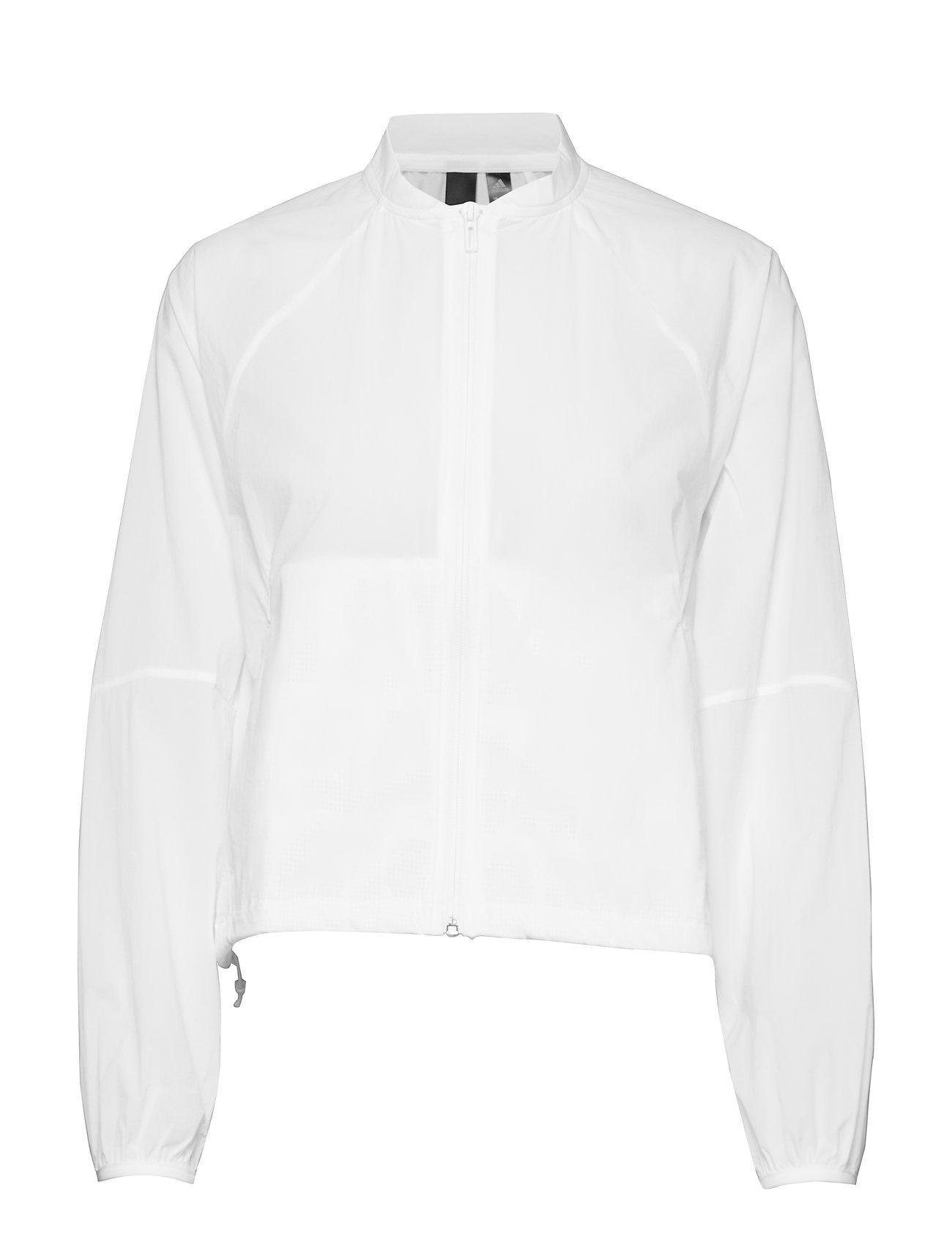 adidas Performance W Pck Blouson - WHITE