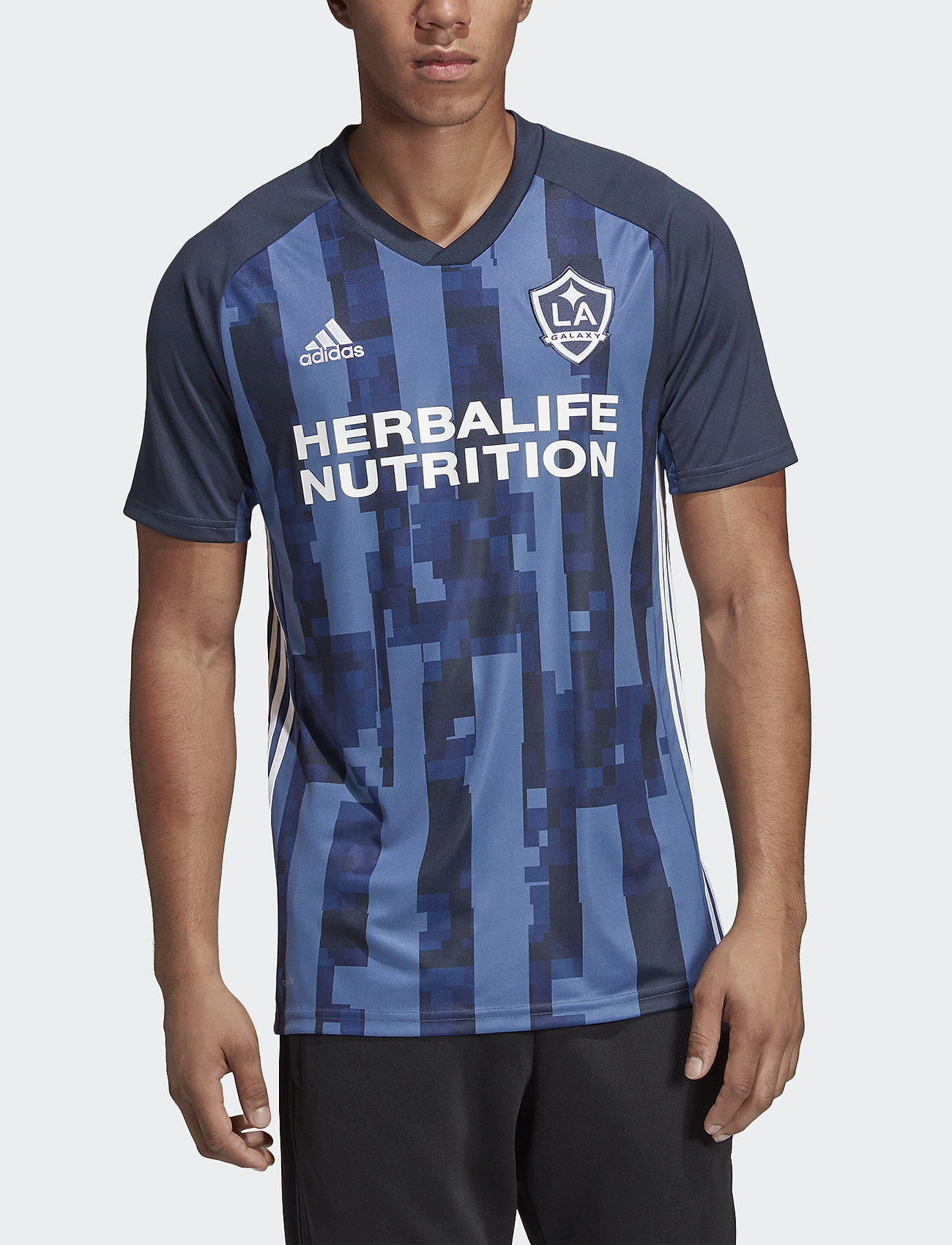 adidas Performance - LA A JSY - football shirts - ntnavy - 0
