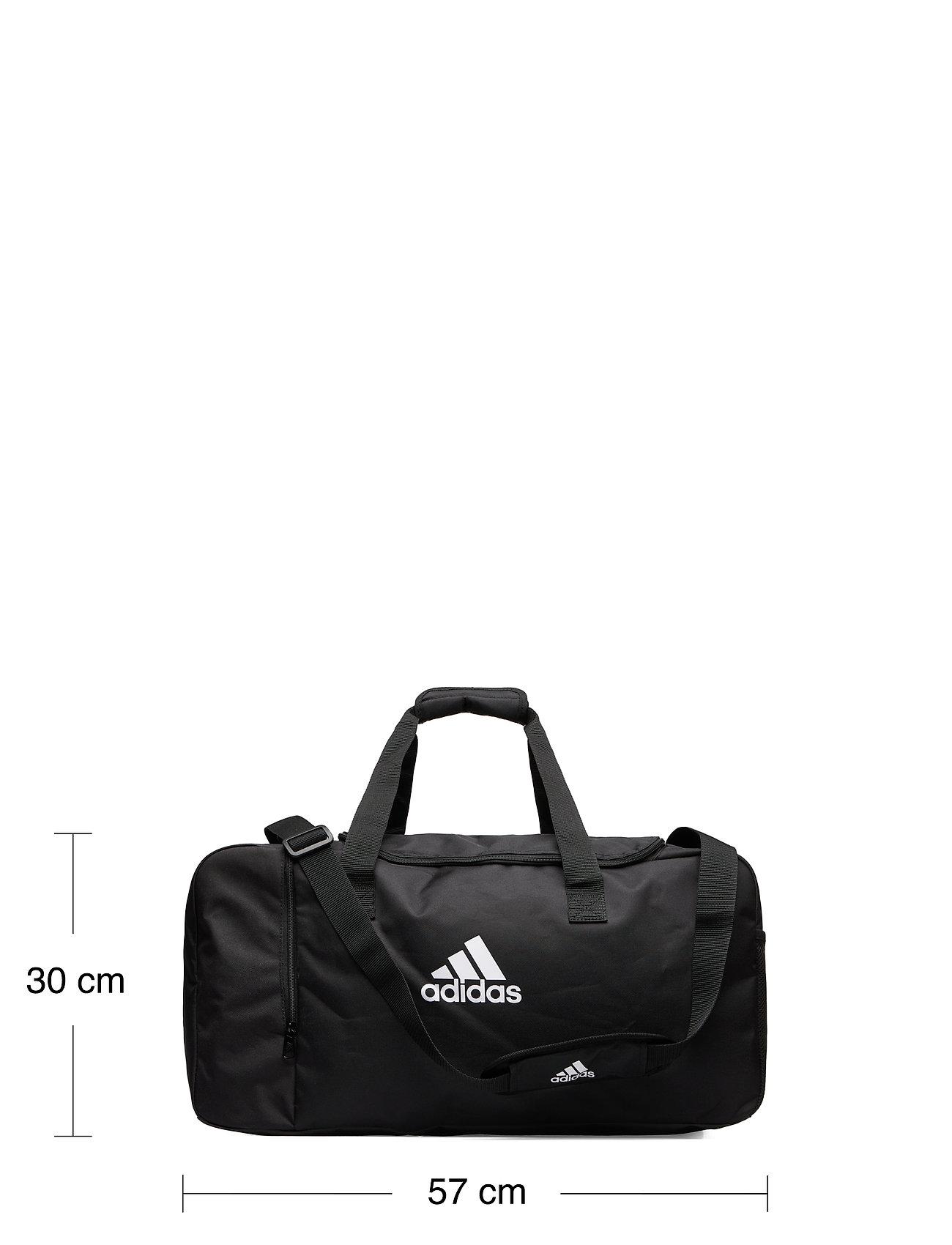 adidas Performance TIRO DU M - Torby podróżne i torby gimnastyczne BLACK/WHITE - Torby