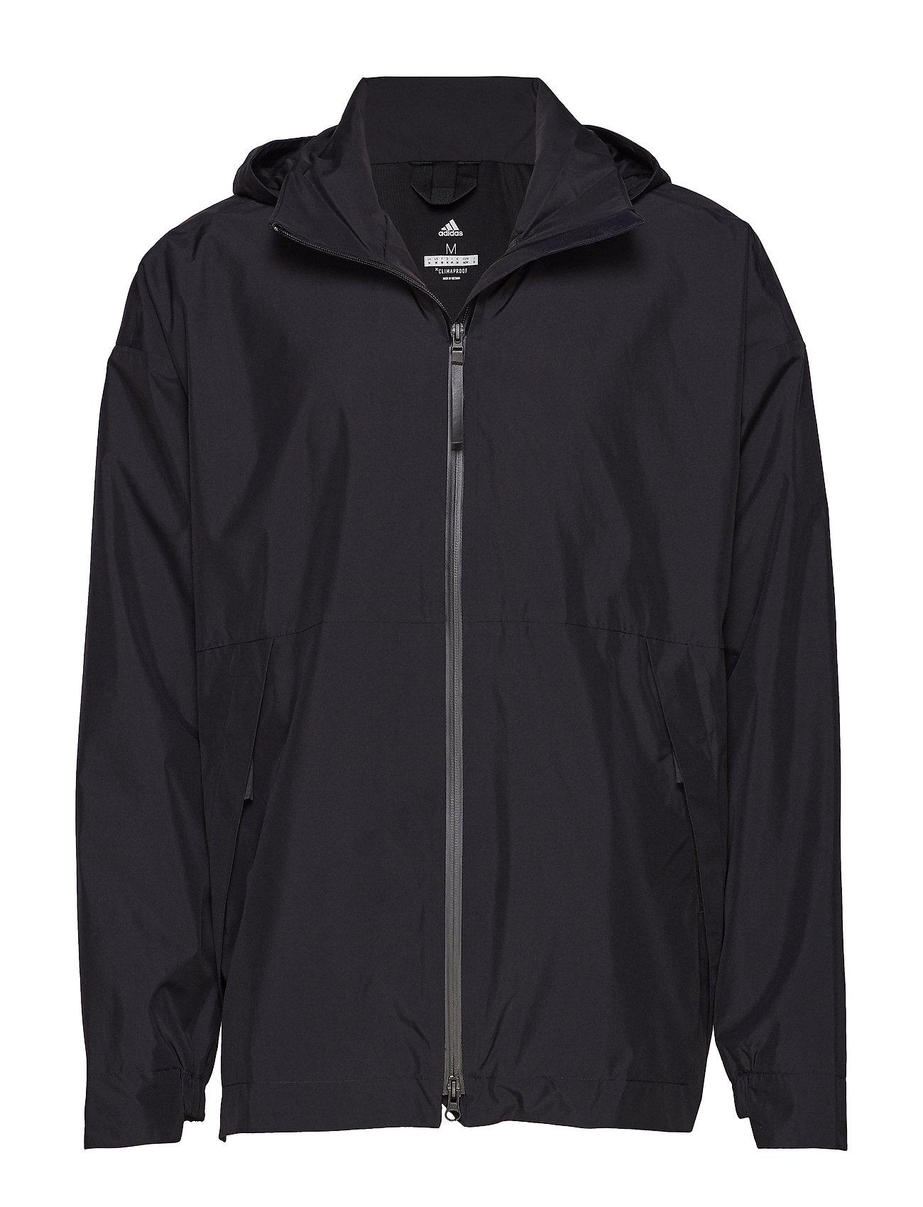 adidas Performance URBAN CP JKT - BLACK
