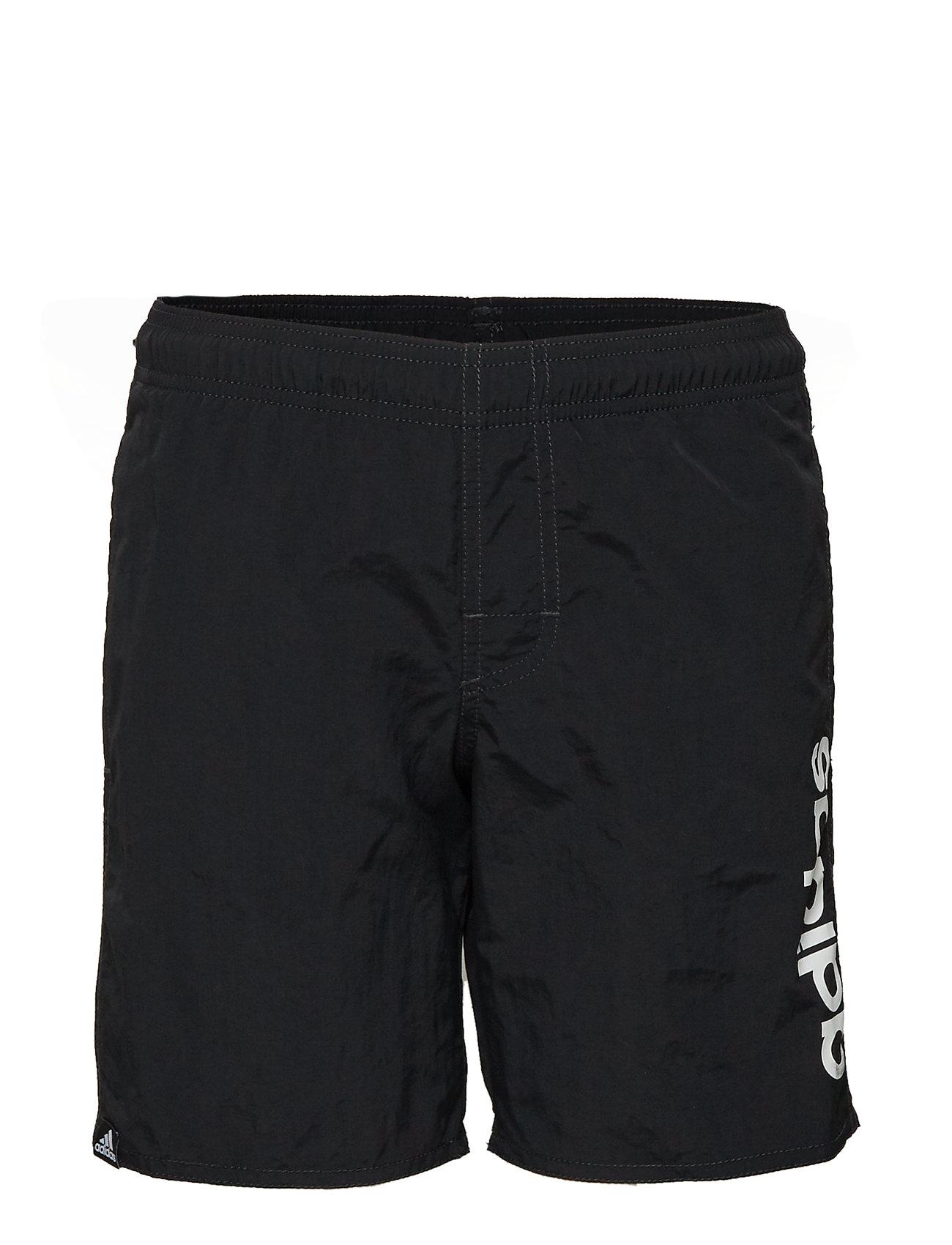 adidas Performance YB LIN SH CL - BLACK
