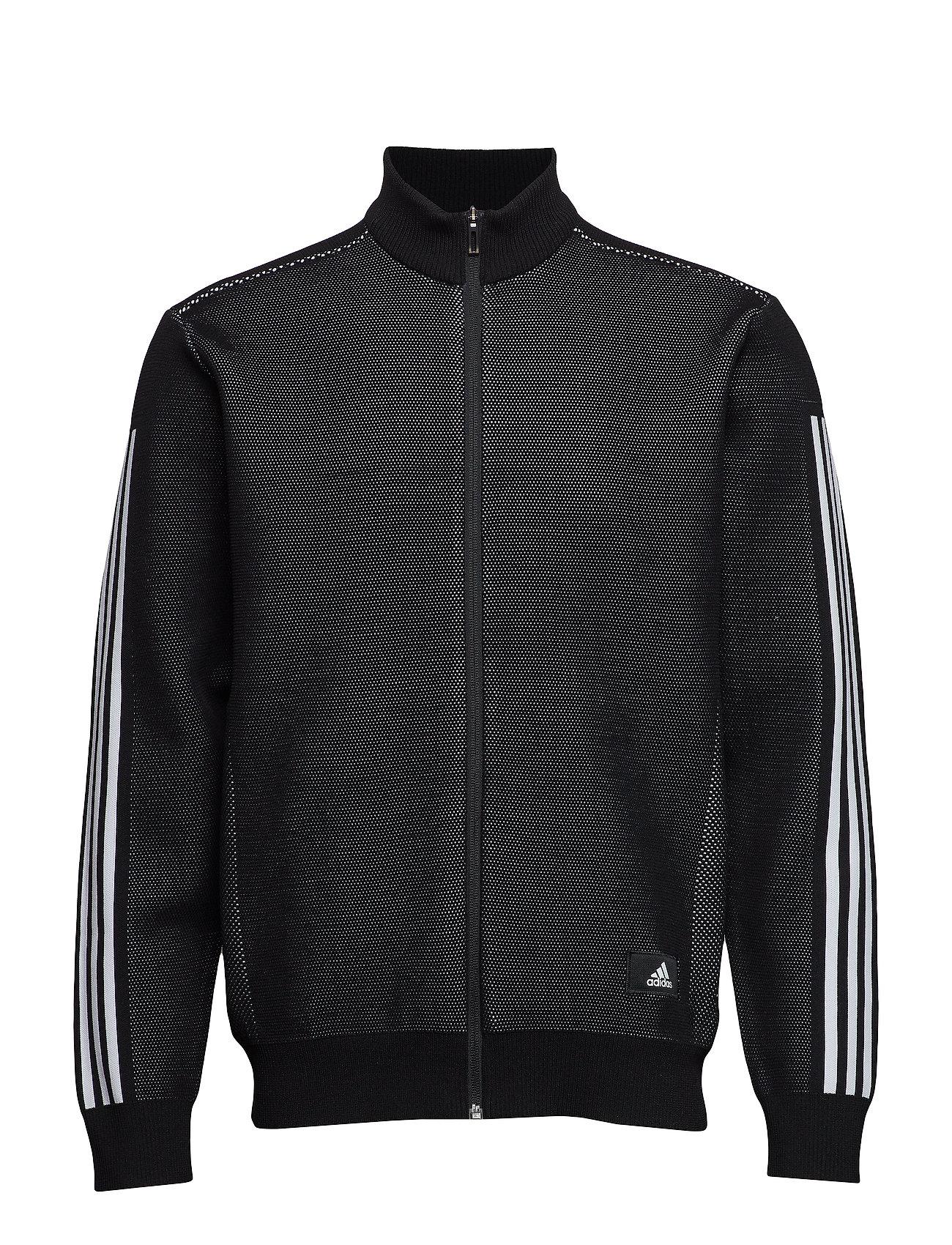 adidas Performance ID Knit TT - BLACK/WHITE