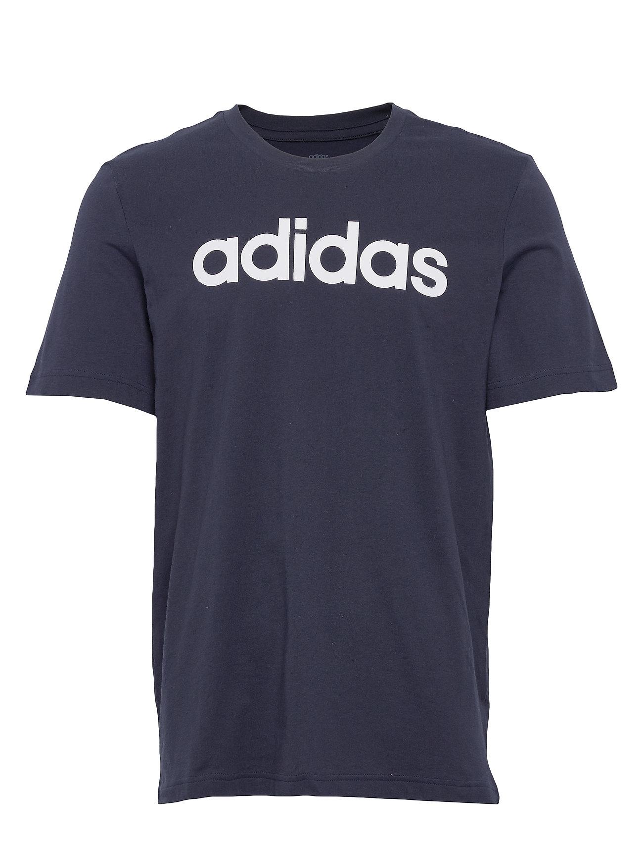 Image of E Lin Tee T-shirt Blå Adidas Performance (3327439469)