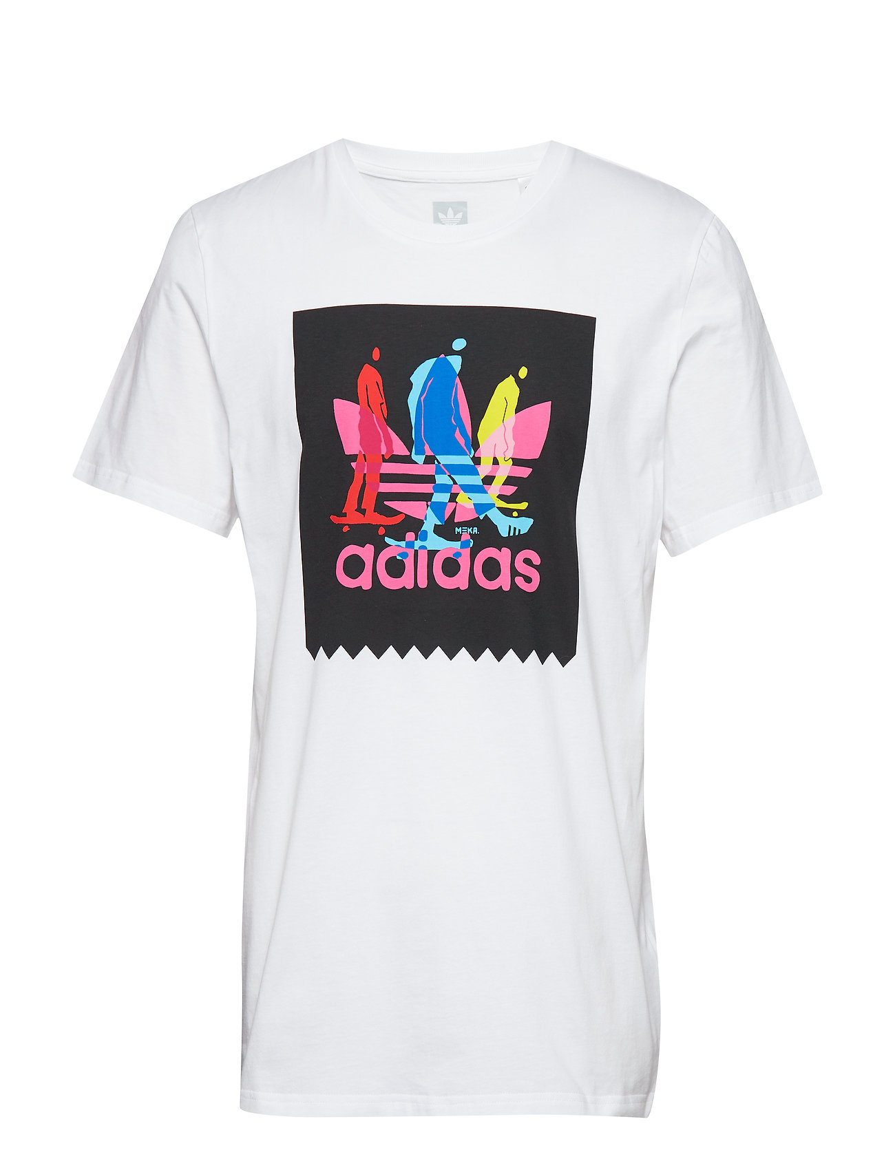 adidas Performance CARUTHERS BB T - WHITE