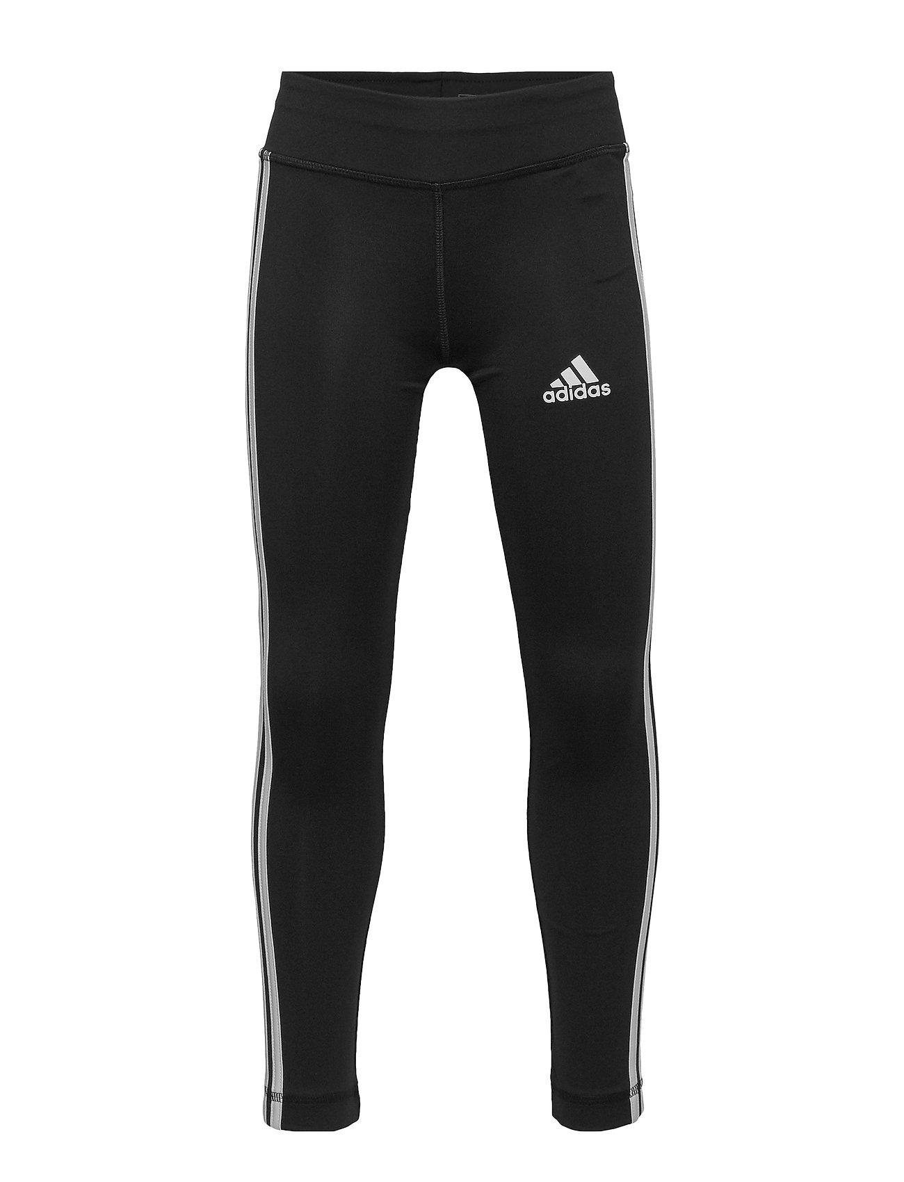 adidas Performance YG TR EQ 3S L T - BLACK/WHITE