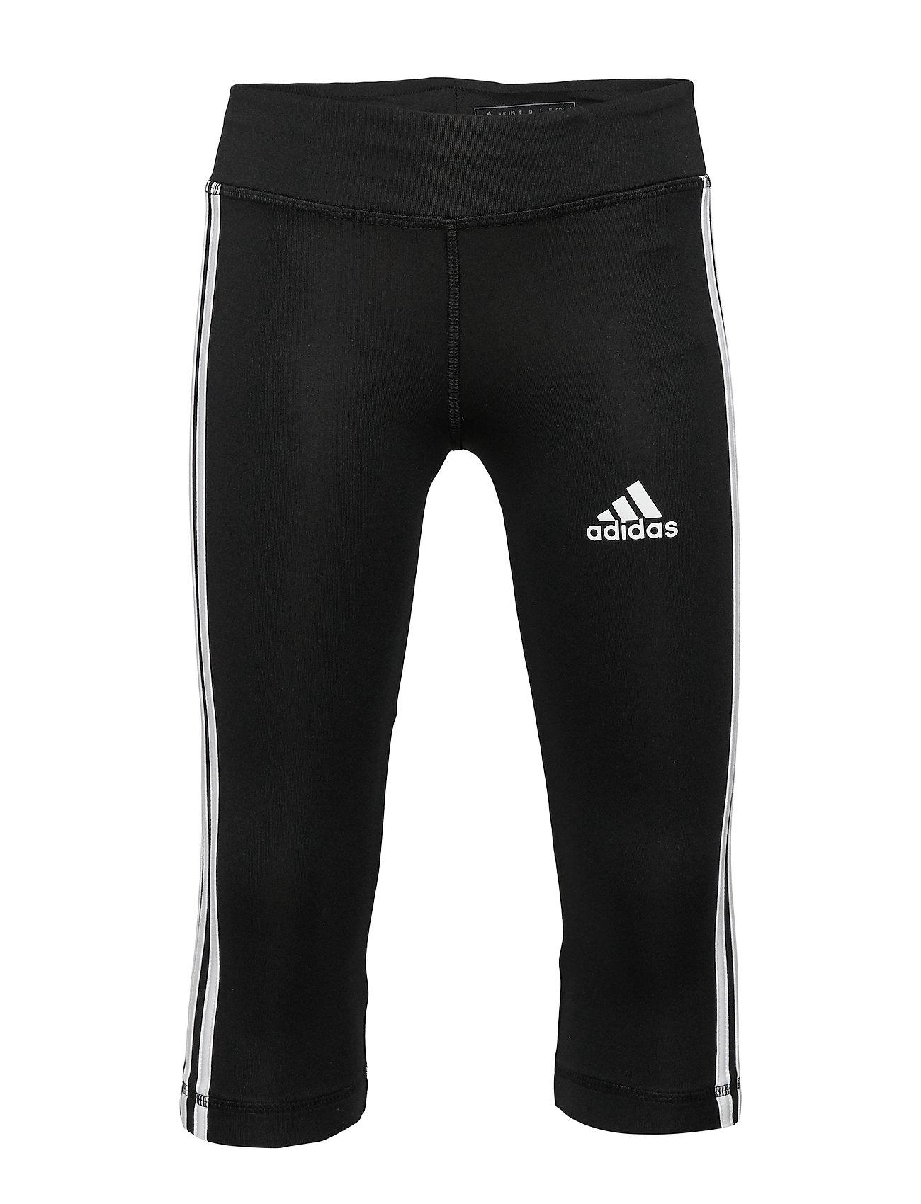 adidas Performance YG TR EQ 3S 34T - BLACK/WHITE