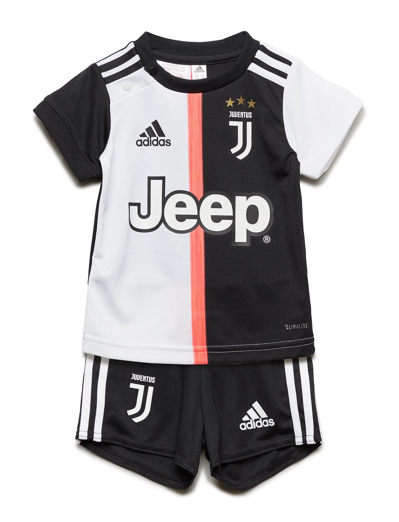 adidas Performance JUVE H BABY - BLACK/WHITE