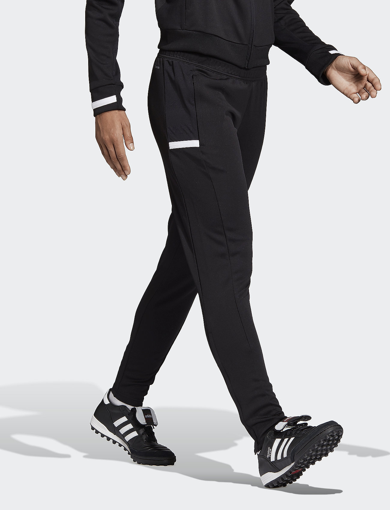 adidas Performance - Team 19 Track Pants W - træningsbukser - black - 0