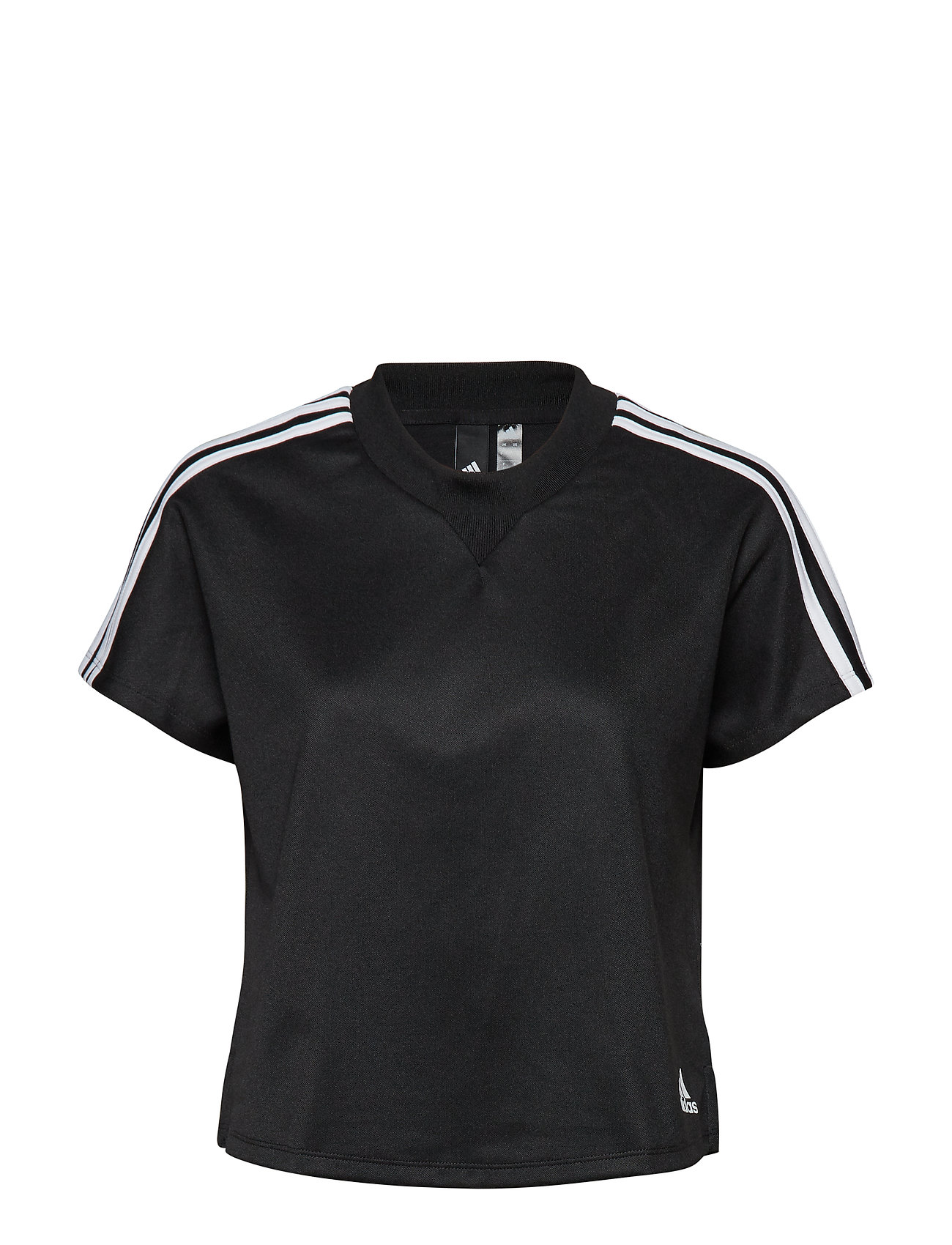 Atteetude Tee T shirt Top Blå Adidas Performance