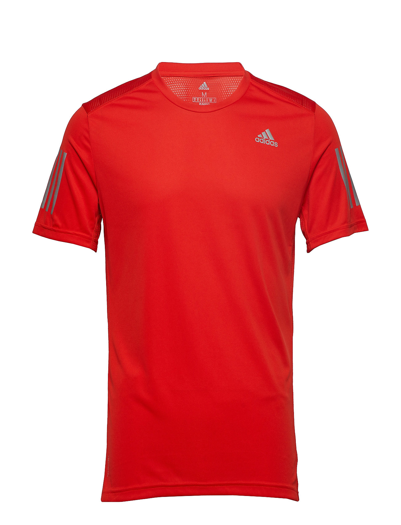 adidas Performance OWN THE RUN TEE - ACTRED/REFSIL
