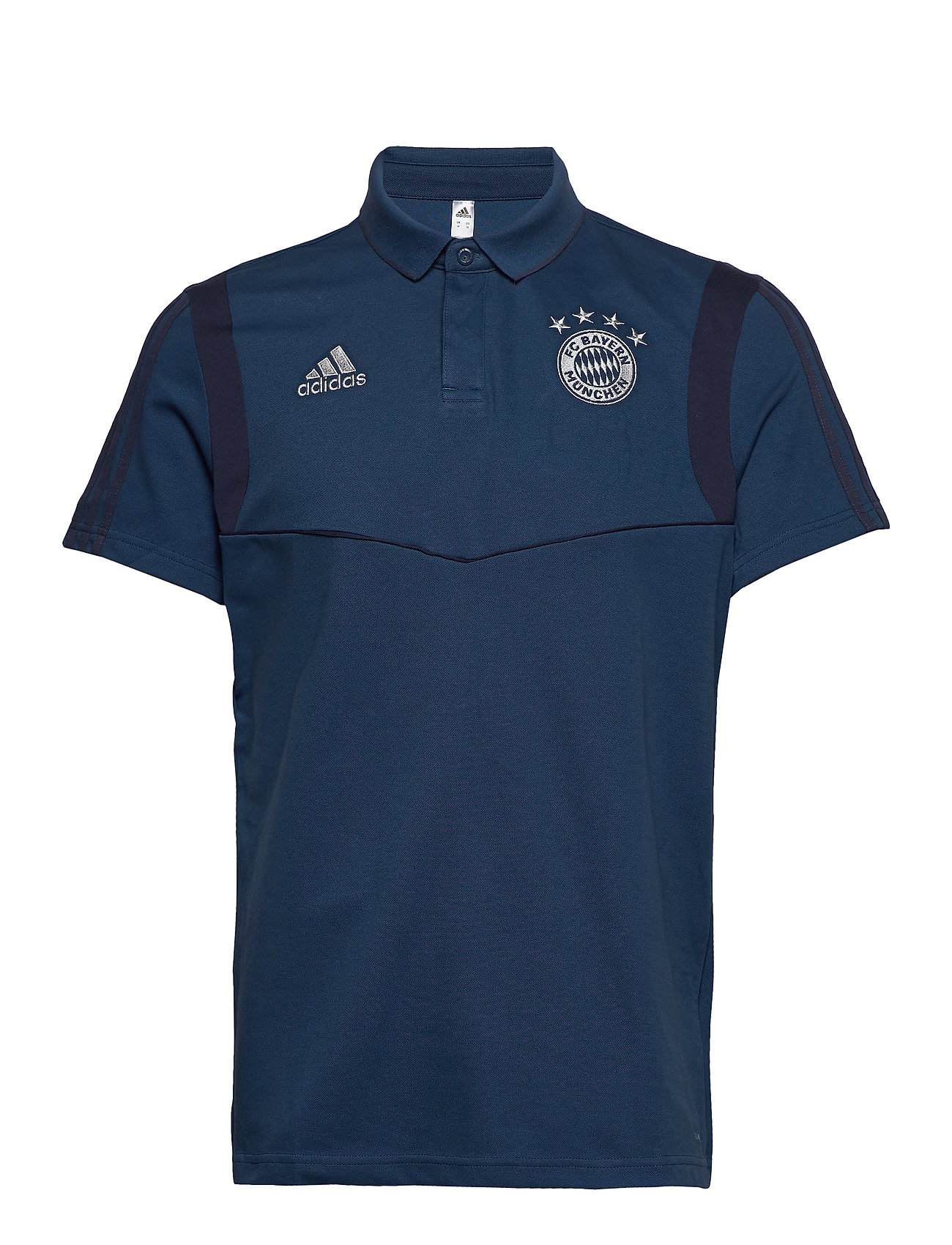 adidas Performance FCB CO POLO - NMARIN/TRABLU