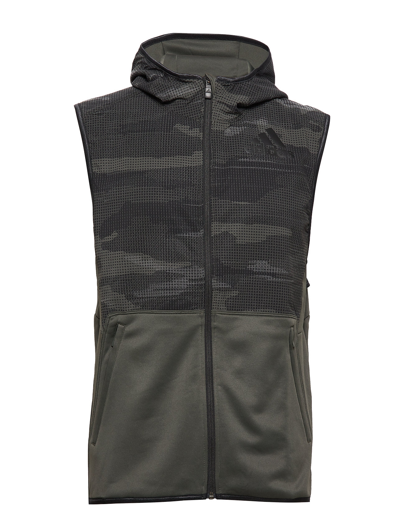 adidas Performance CAMO HEAT VEST - LEGEAR