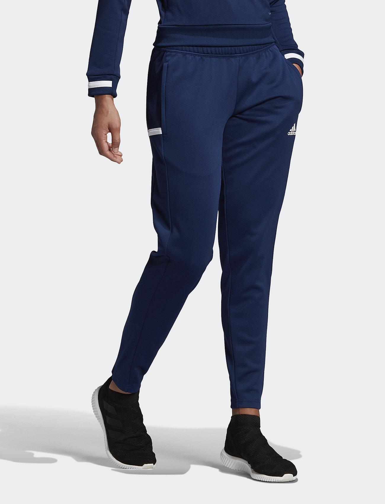 adidas Performance - Team 19 Track Pants W - træningsbukser - navy - 0