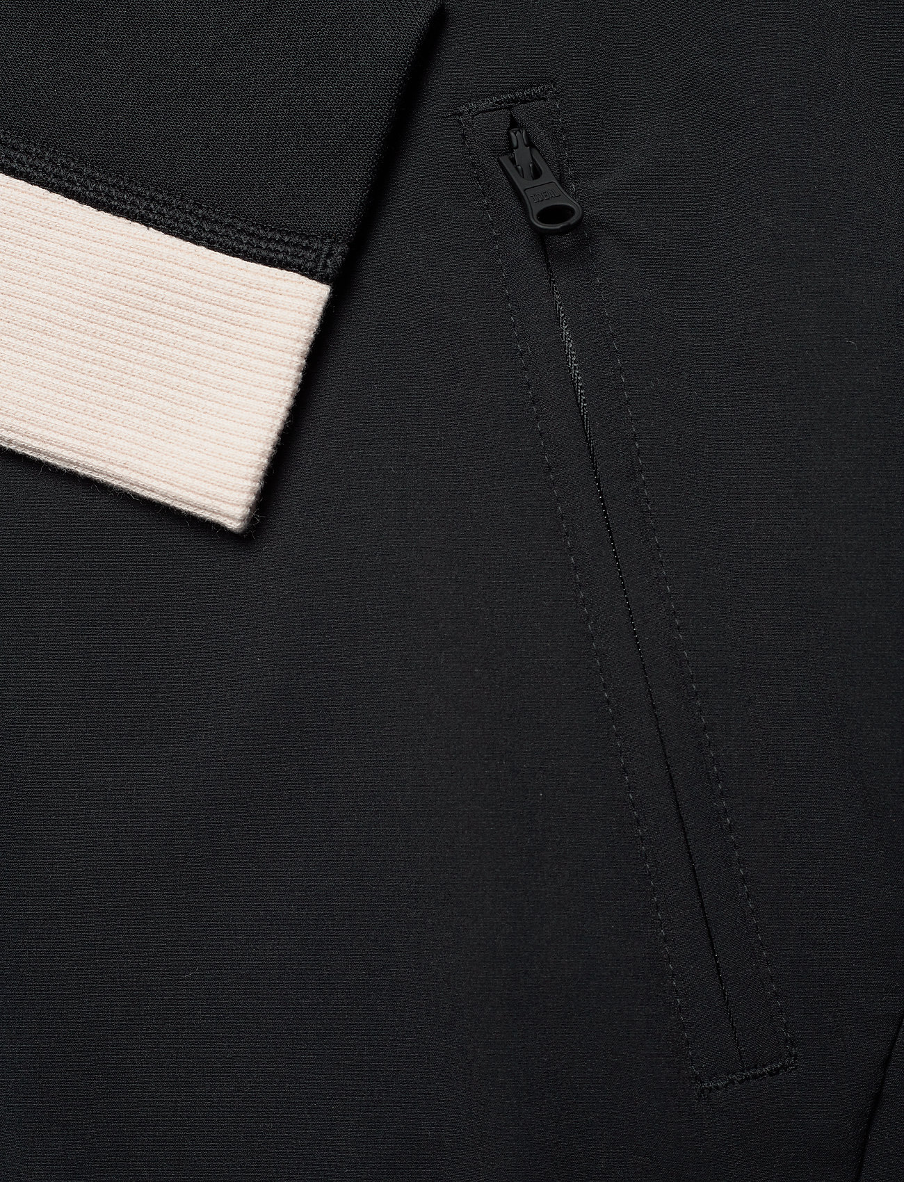 Adidas Performance W Vrct Jk - Sweatshirts Black/linen