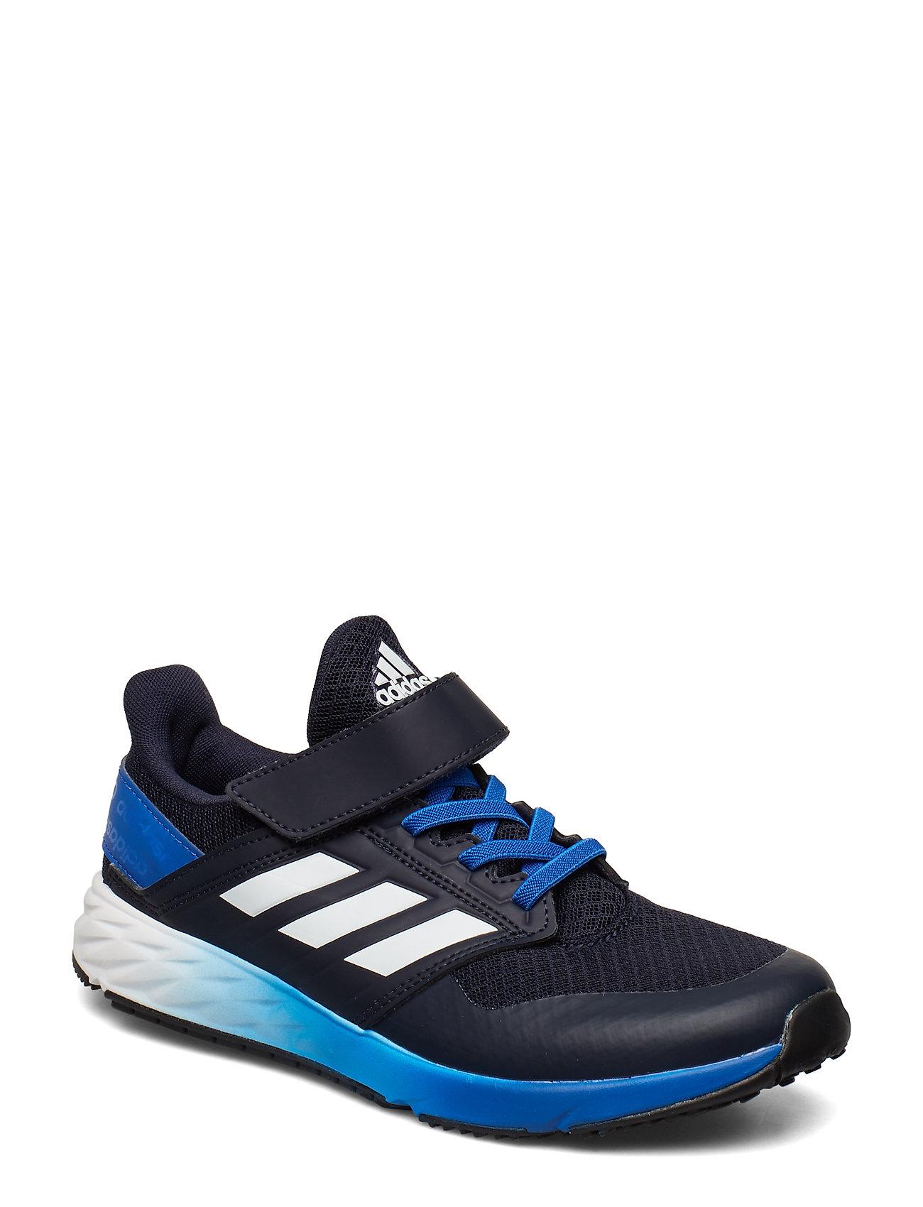 adidas Performance FortaFaito EL K - LEGINK/FTWWHT/BLUE
