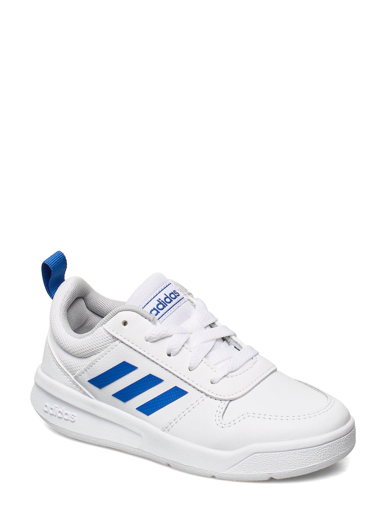 adidas Performance TENSAUR K - FTWWHT/BLUE/FTWWHT