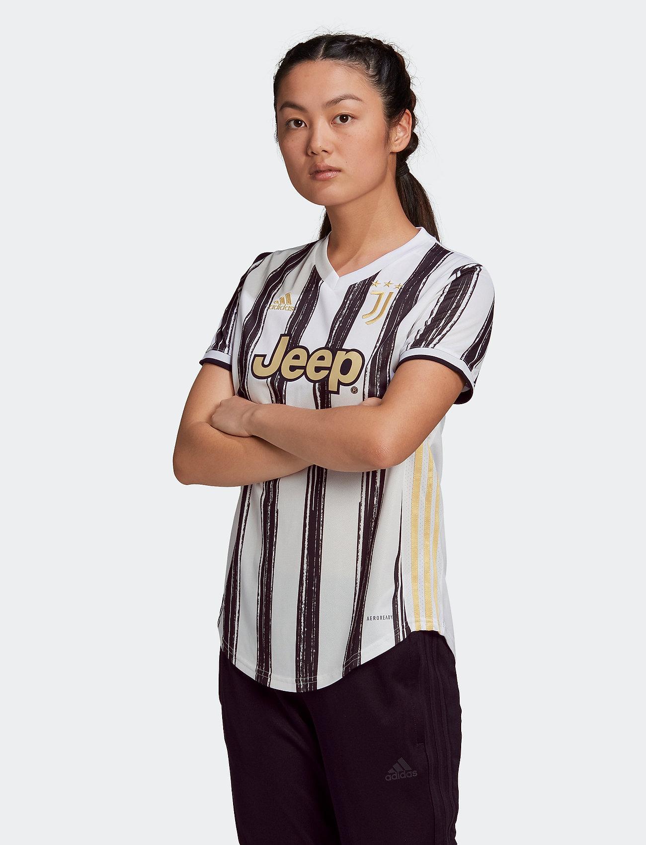adidas Performance - Juventus Women's Home Jersey - voetbalshirts - white/black - 0