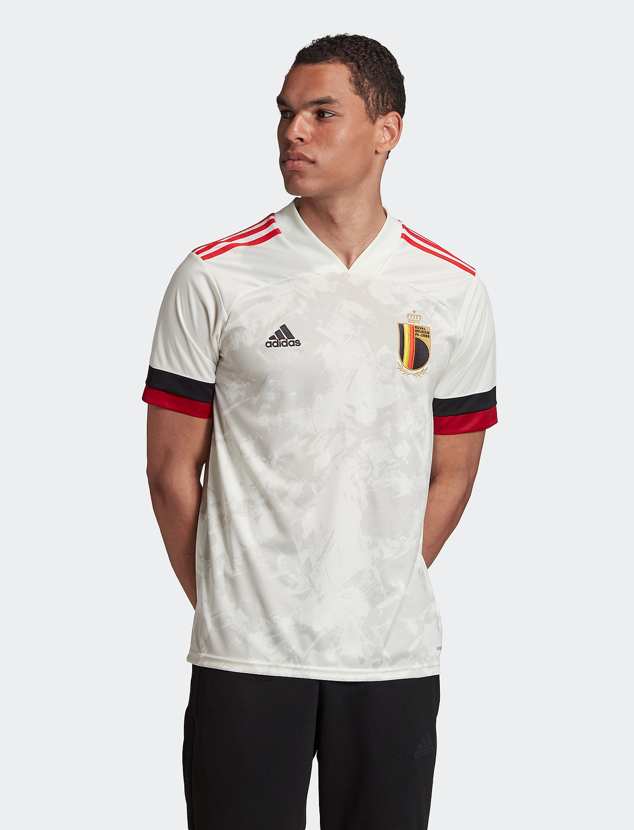 adidas Performance - Belgium 2020 Away Jersey - football shirts - owhite - 0