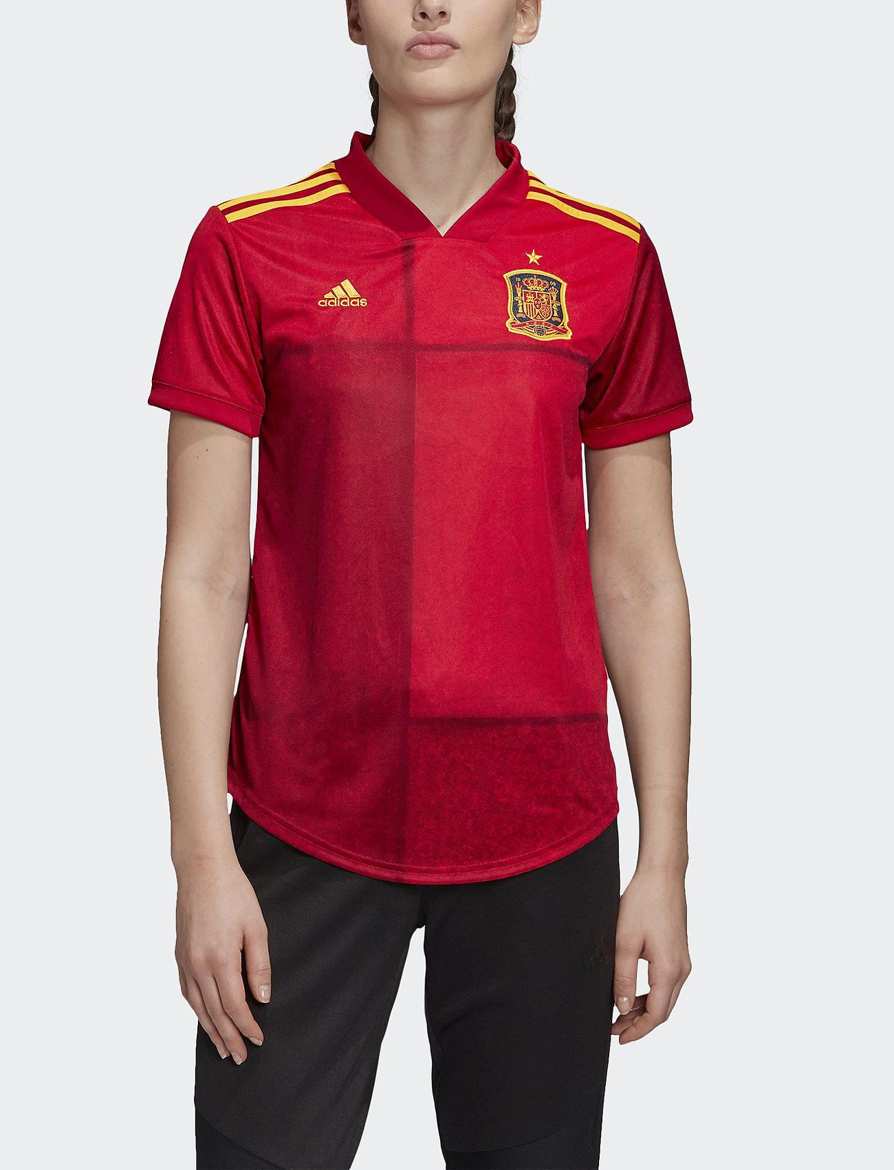 adidas Performance - FEF H JSY W - football shirts - vicred - 0
