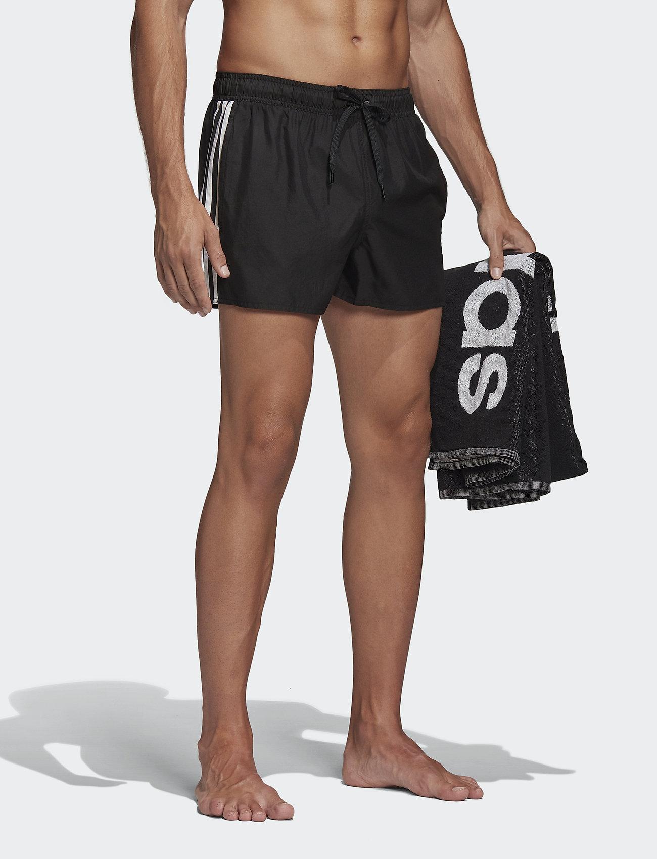 adidas Performance - 3S CLX SH VSL - shorts - black - 0