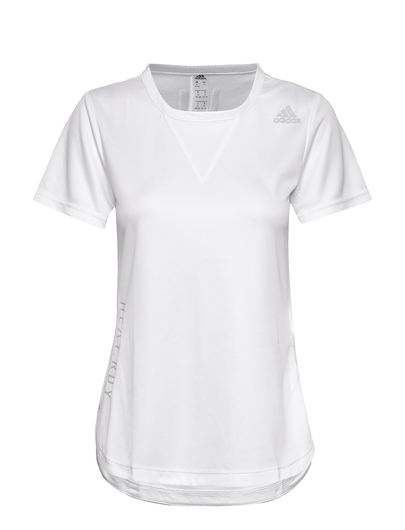 Image of Trg Tee H.Rdy T-shirt Top Hvid Adidas Performance (3406255935)