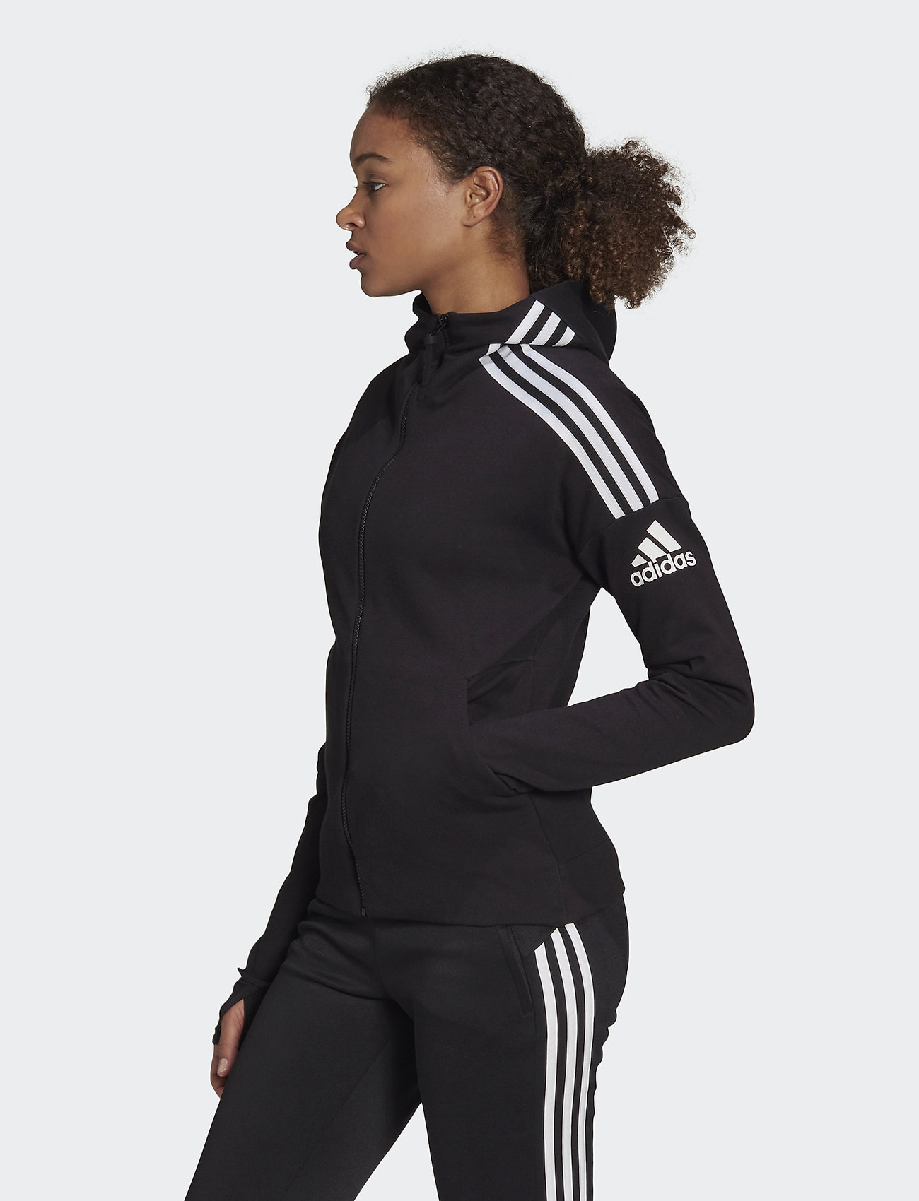 Köp Adidas Sport Performance W ZNE Hd Black
