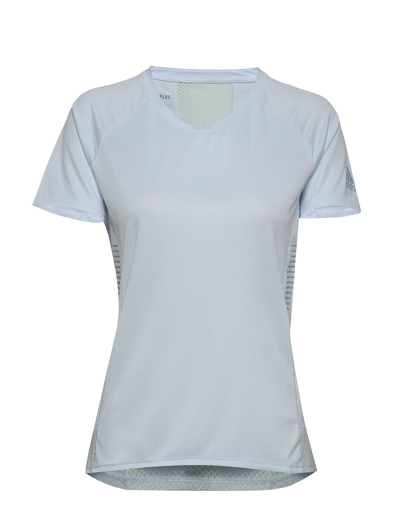 Image of 25/7 Tee Women T-shirt Top Blå Adidas Performance (3406255527)