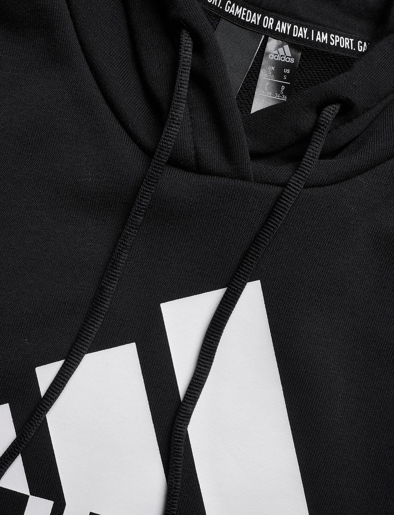 W Bos Long Hd (Black/white) (384.30 kr) - adidas Performance