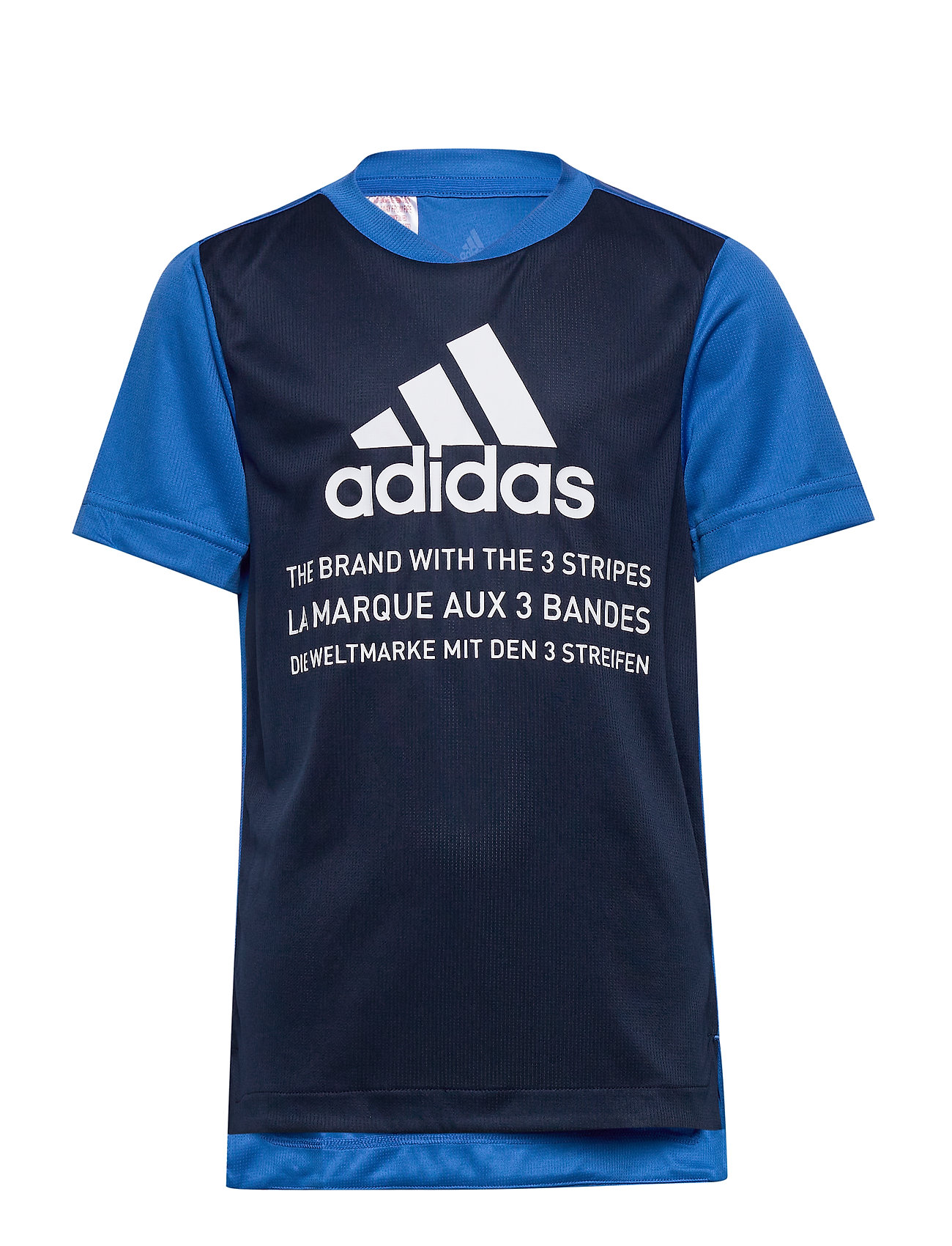 Image of Jb Tr Tee V1 T-shirt Blå Adidas Performance (3406257377)