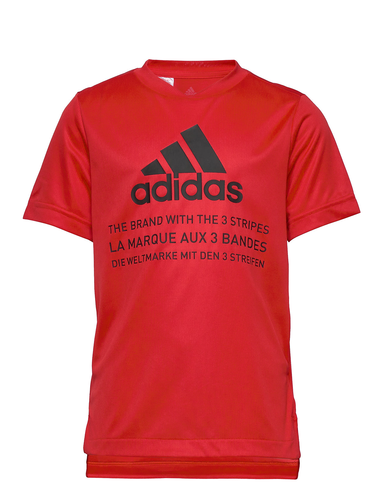 Image of Jb Tr Tee V1 T-shirt Rød Adidas Performance (3419554279)