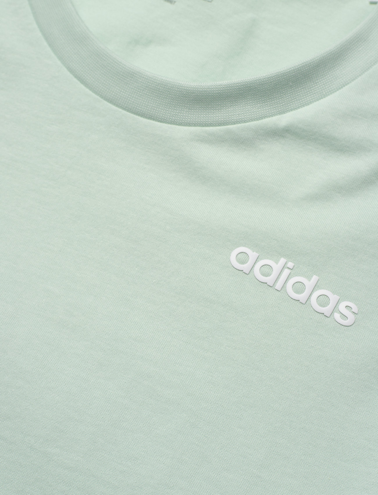 W E 3s Slim Tee (Grntnt/white) (174.30 kr) - adidas Performance
