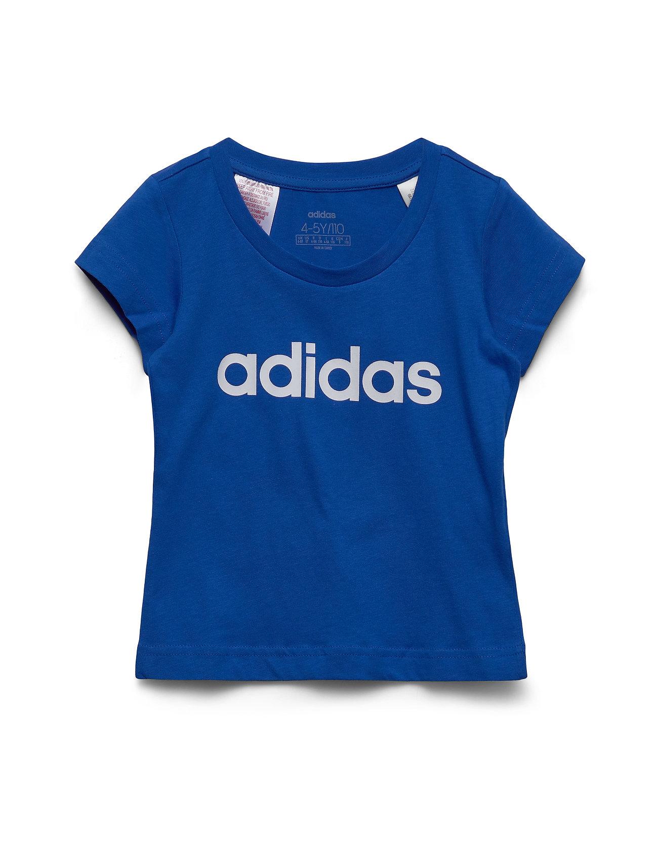 Image of Yg E Lin Tee T-shirt Blå Adidas Performance (3406257285)
