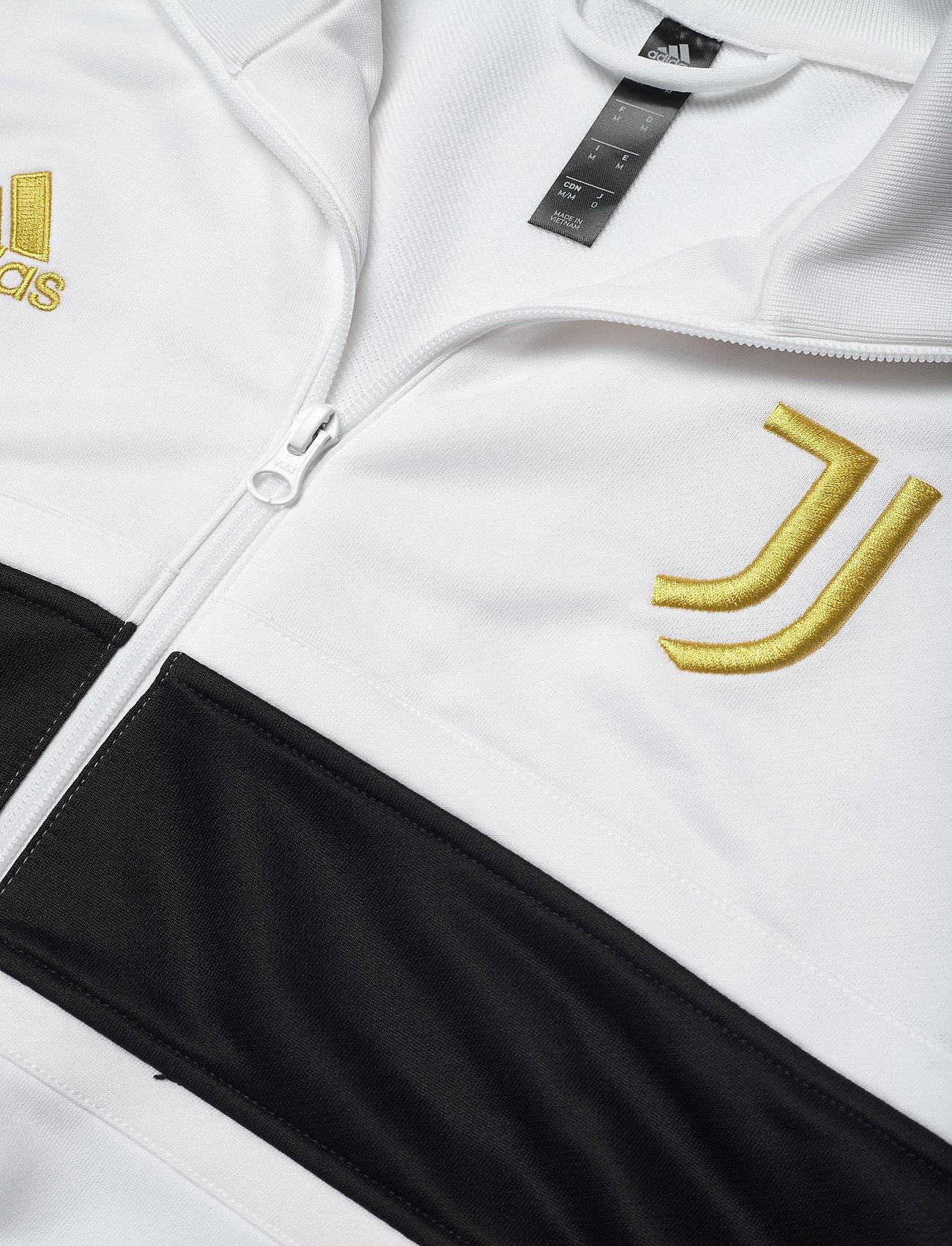 Juventus Track Top (White/black/pyrite) (64.95 €) - adidas Performance Uw0zX