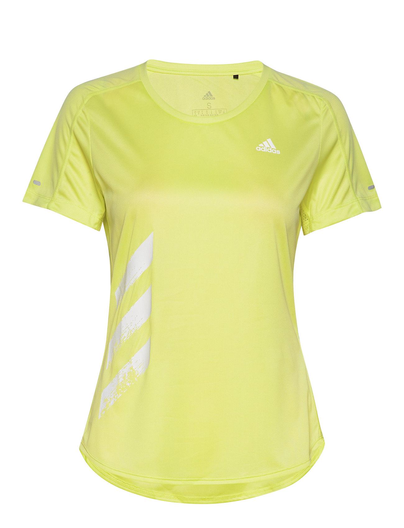 Image of Run It Tee 3s W T-shirt Top Gul Adidas Performance (3406255111)