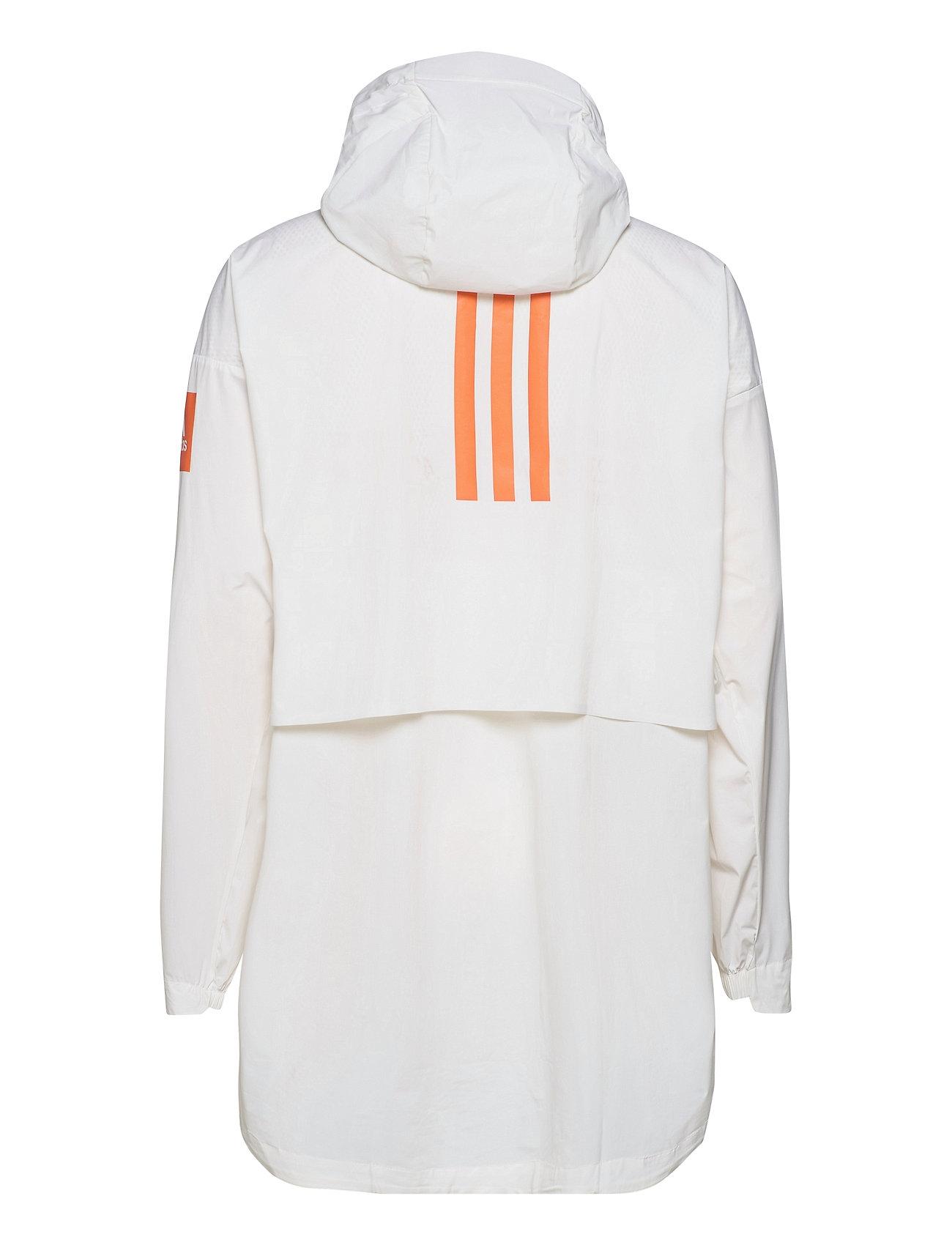 ADIDAS Sportoberteile | Myshelter W.R. Outerwear Sport Jackets Weiß ADIDAS PERFORMANCE