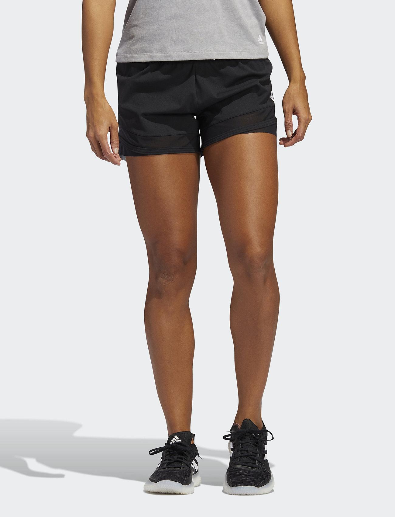 adidas Performance - T SHORT H.RDY - spodenki treningowe - black - 0