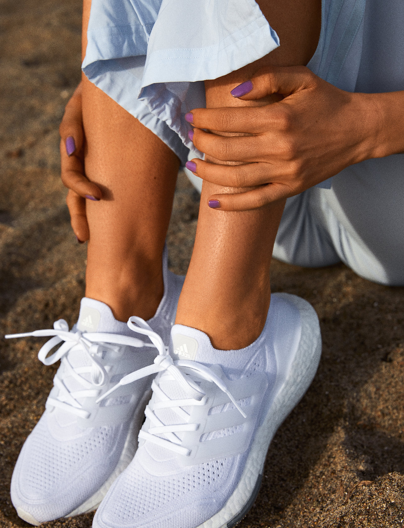 adidas Performance - Ultraboost 21 - running shoes - ftwwht/ftwwht/grethr - 0