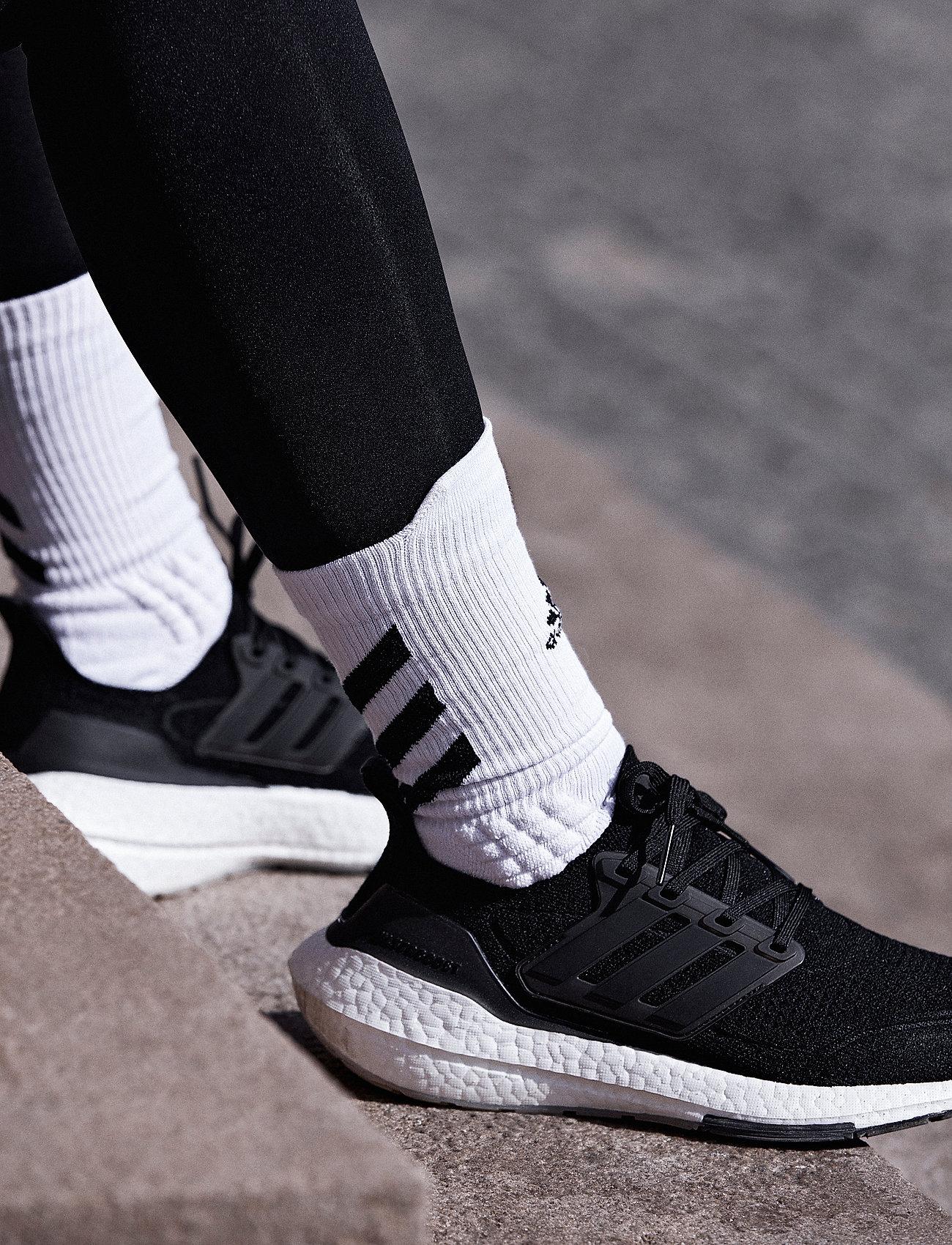 adidas Performance - Ultraboost 21  W - laufschuhe - cblack/cblack/grefou - 0