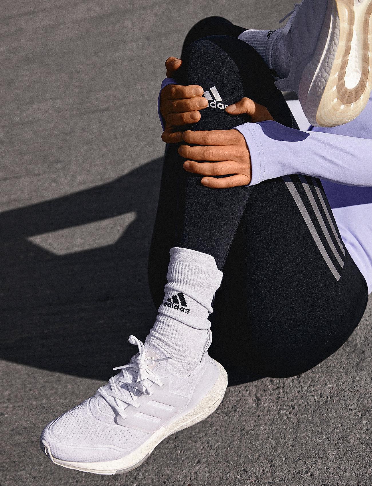 adidas Performance - Ultraboost 21  W - running shoes - ftwwht/ftwwht/grethr - 0