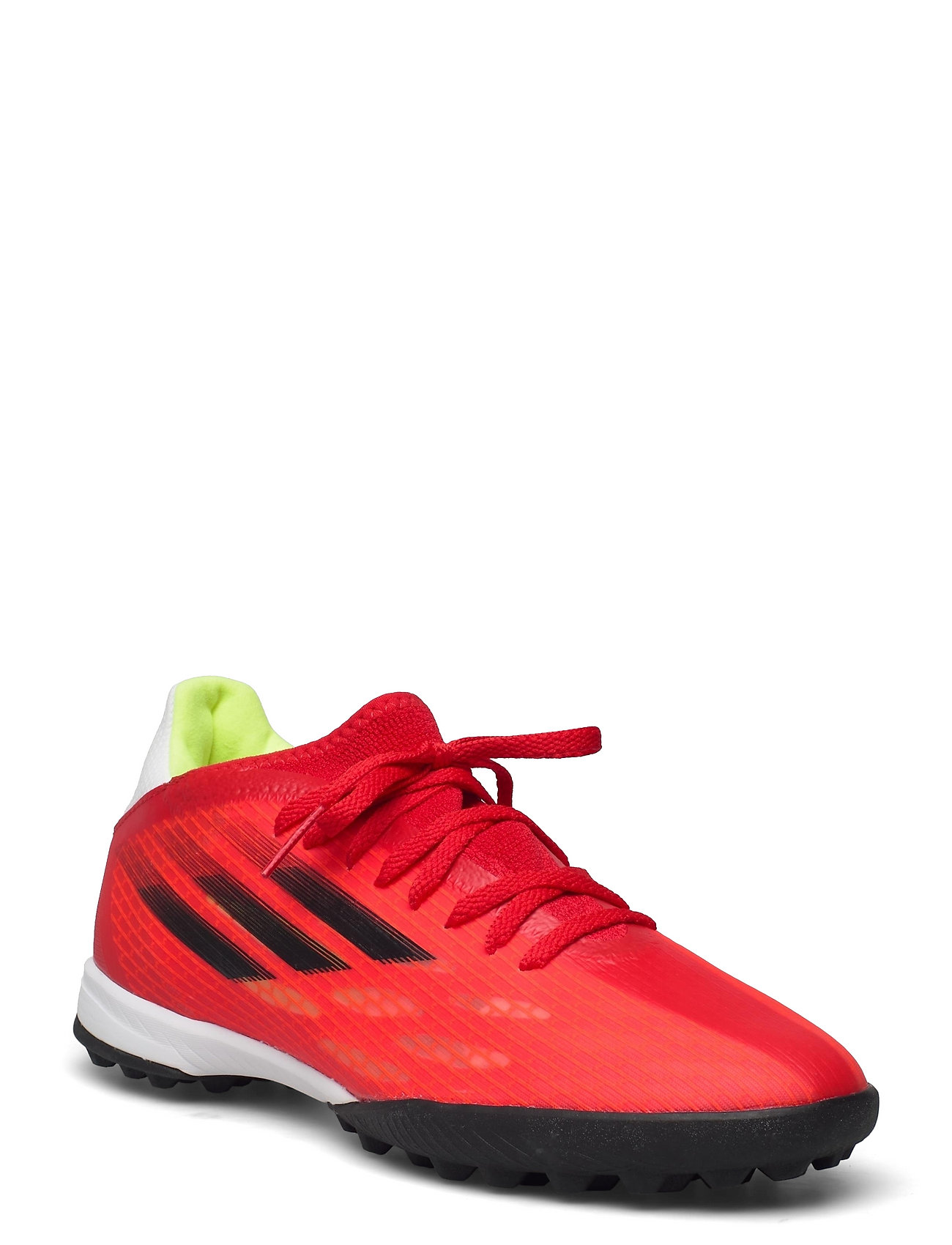 X Speedflow.3 Turf Boots Q3q4 21 Shoes Sport Shoes Football Boots Rød Adidas Performance