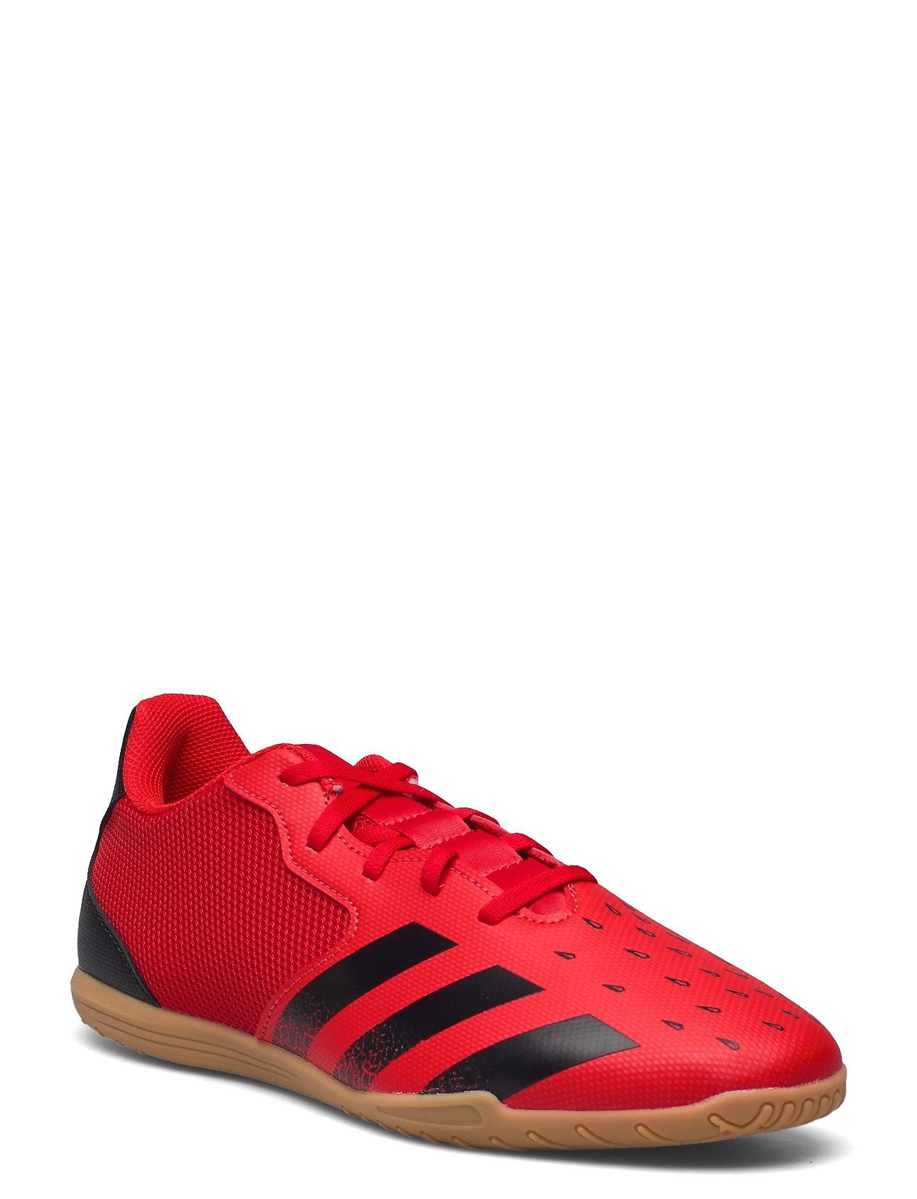 Predator Freak.4 Sala Indoor Boots Q3q4 21 Shoes Sport Shoes Football Boots Rød Adidas Performance