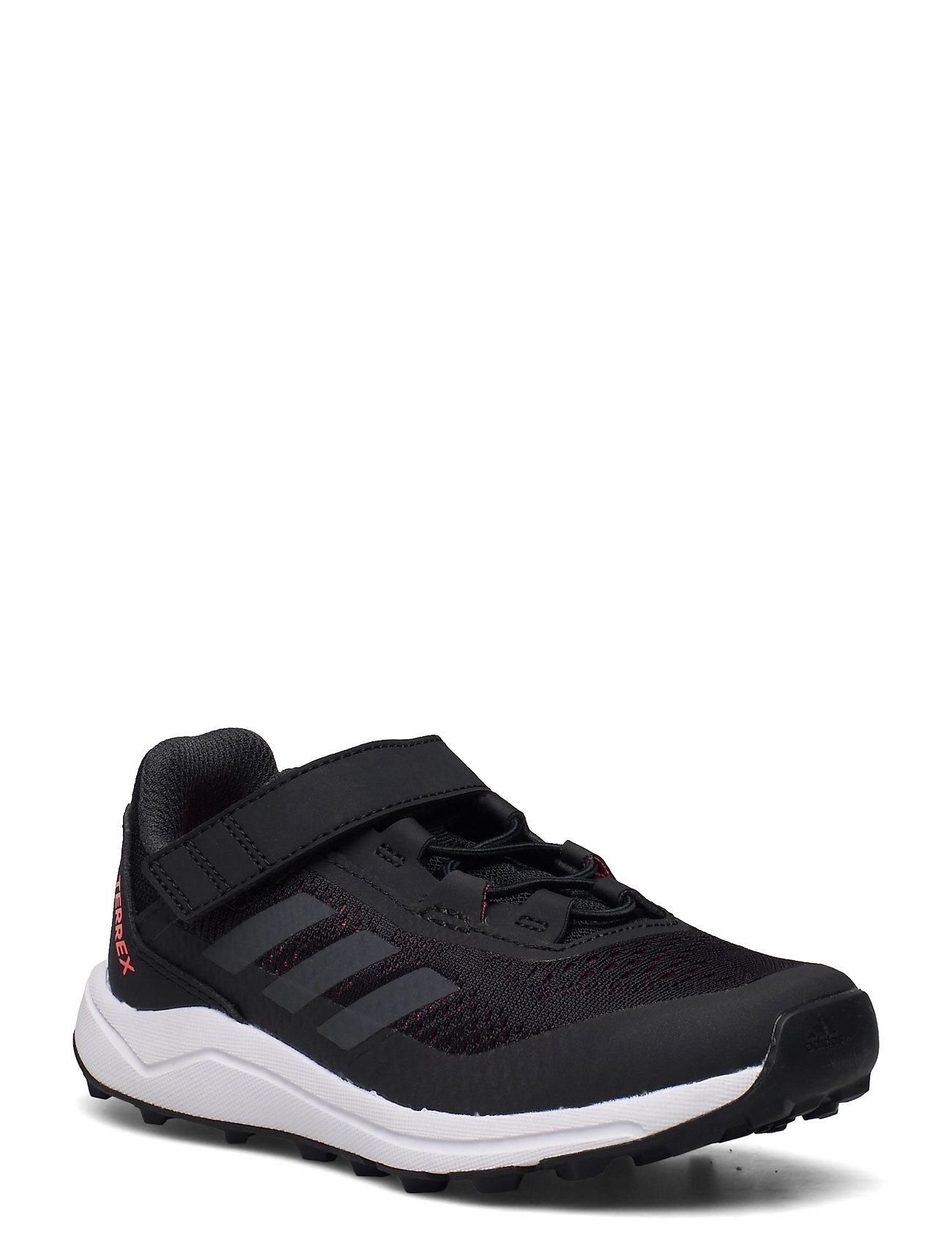 Terrex Agravic Flow Primegreen Trail-Running Shoes Sports Shoes Running/training Shoes Sort Adidas Performance