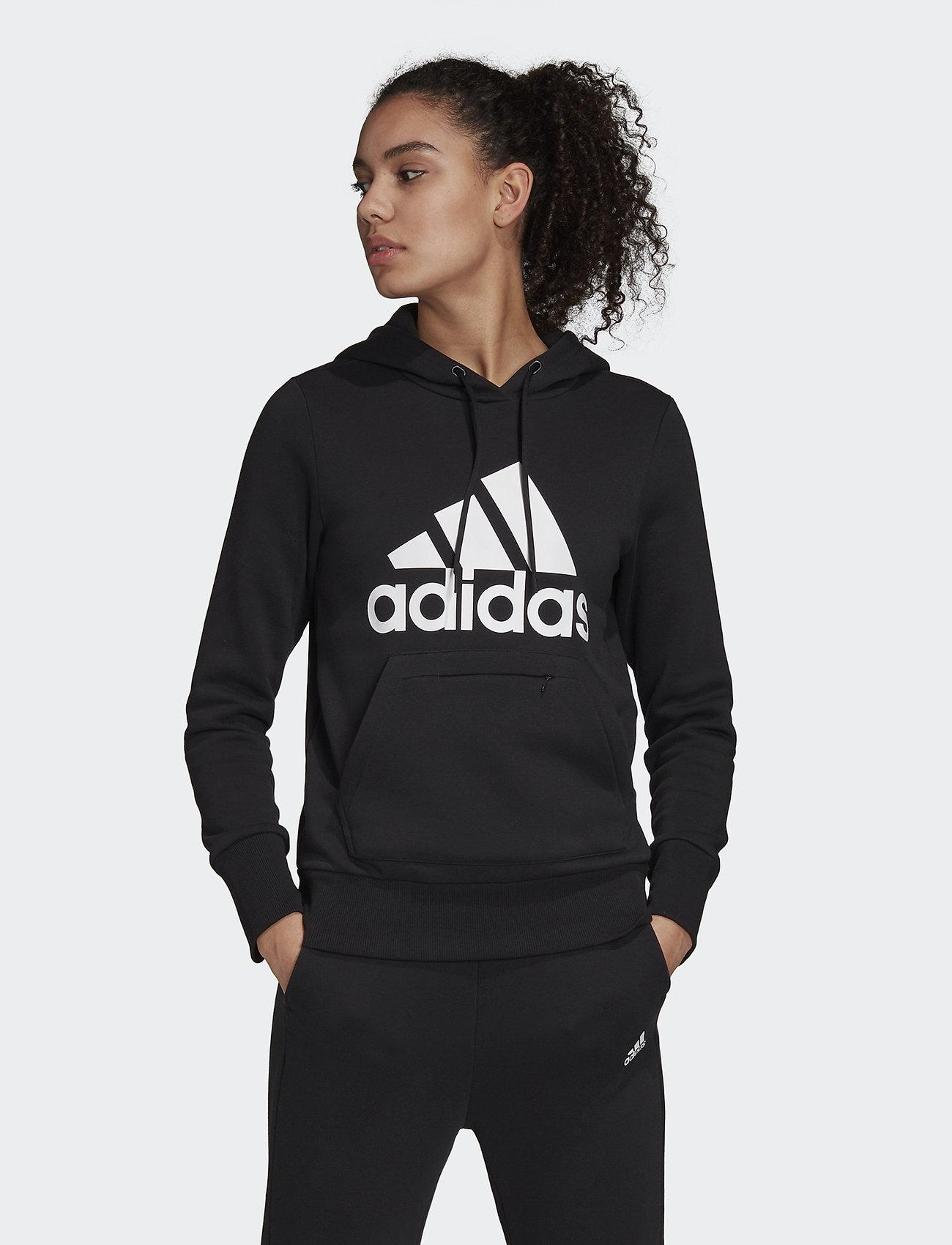 adidas Performance - W BOS OH HD - hupparit - black - 0