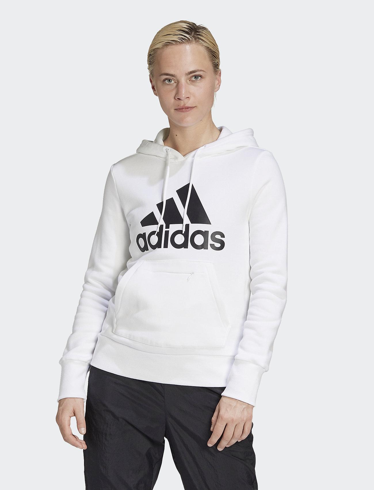 adidas Performance - W BOS OH HD - hupparit - white - 0
