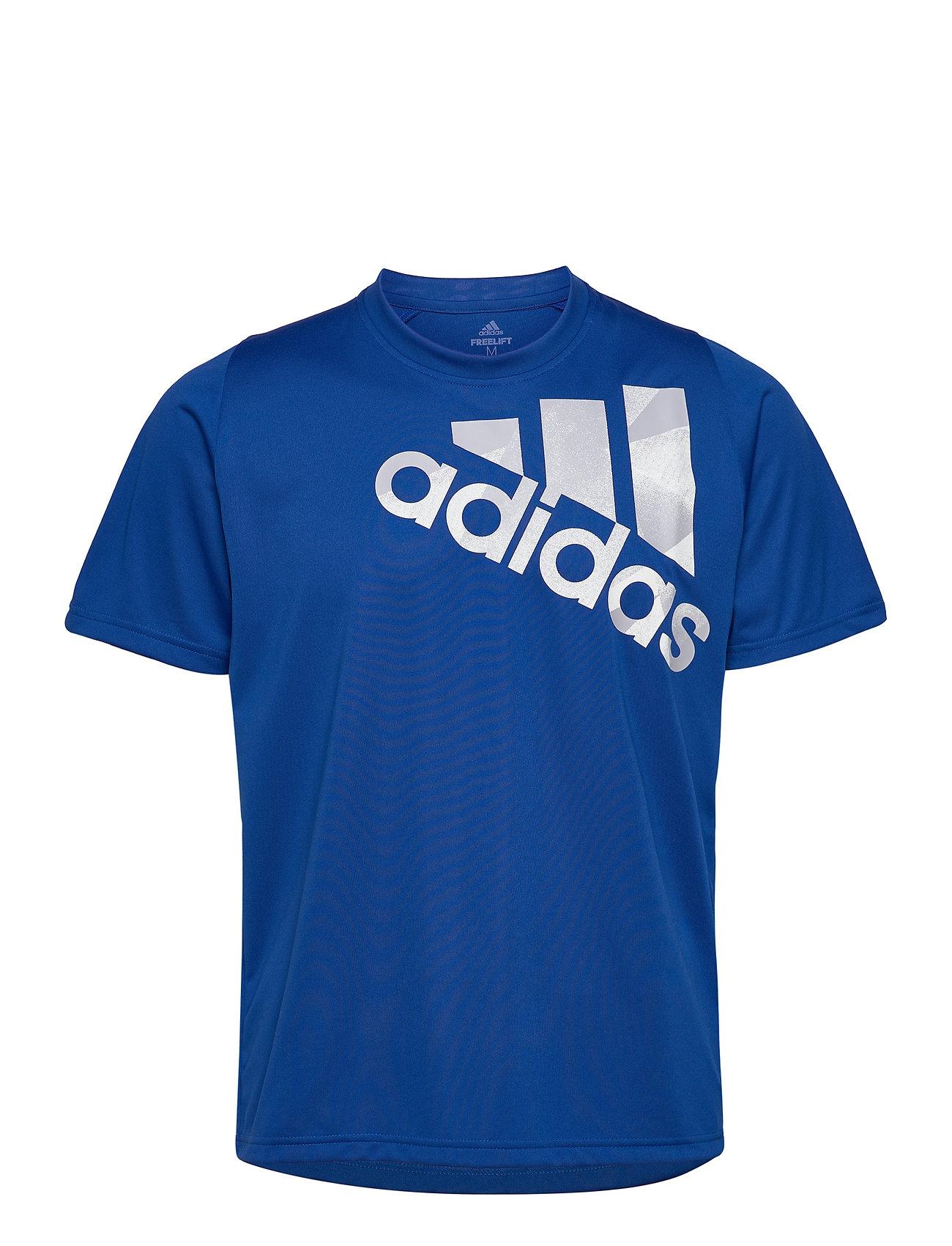 Image of Tky Oly Bos Tee T-shirt Blå Adidas Performance (3434452173)
