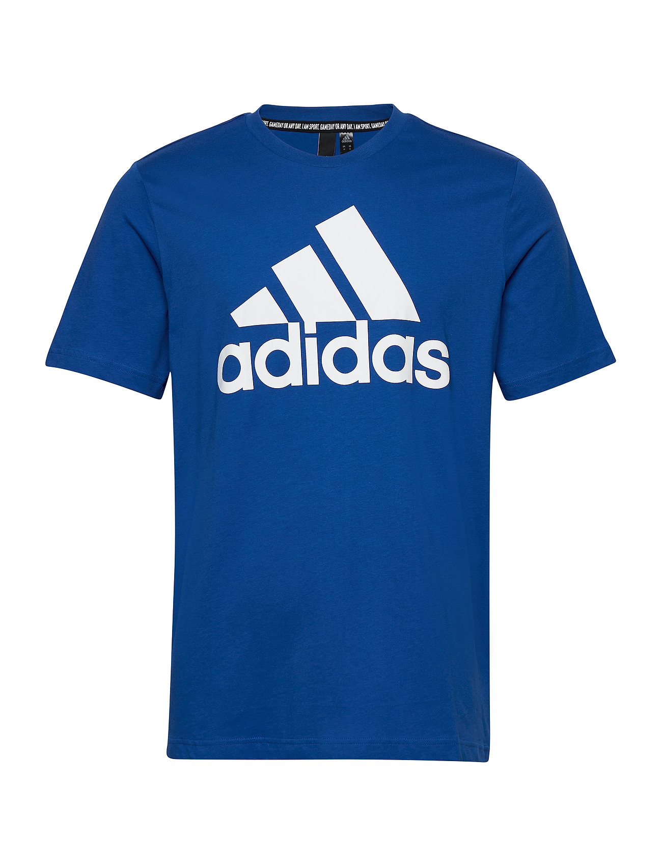 Image of Mh Bos Tee T-shirt Blå Adidas Performance (3431377057)