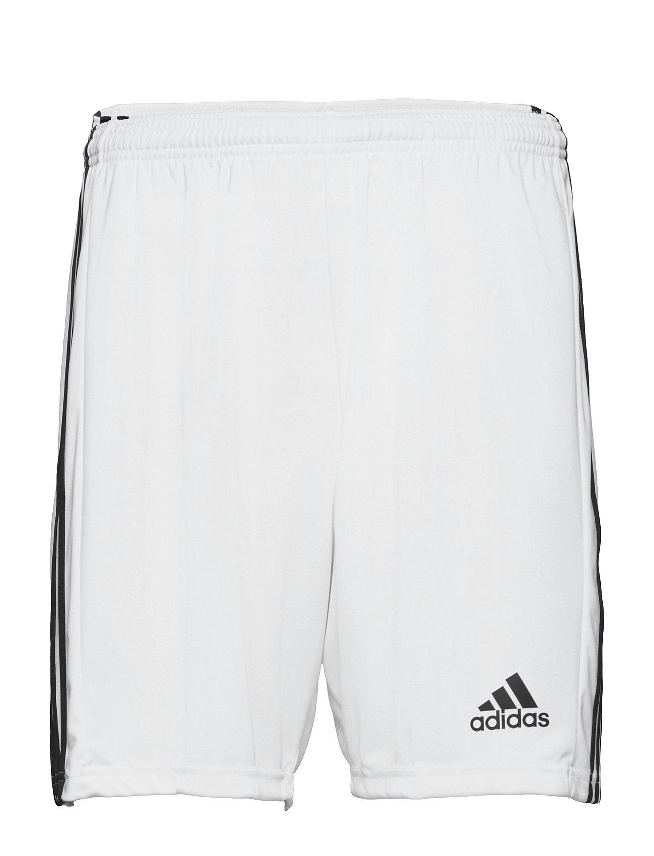 Squad 21 Sho Shorts Sport Shorts Hvid Adidas Performance