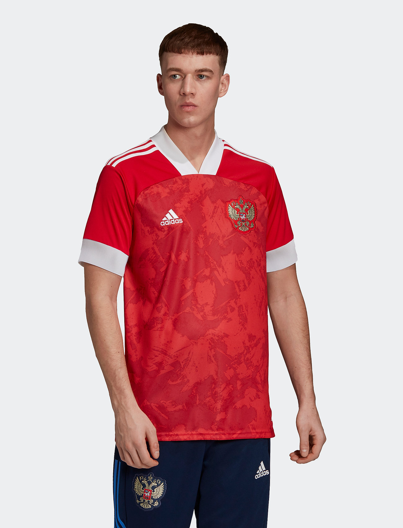 adidas Performance - Russia 2020 Home Jersey - football shirts - tmcord/white - 0